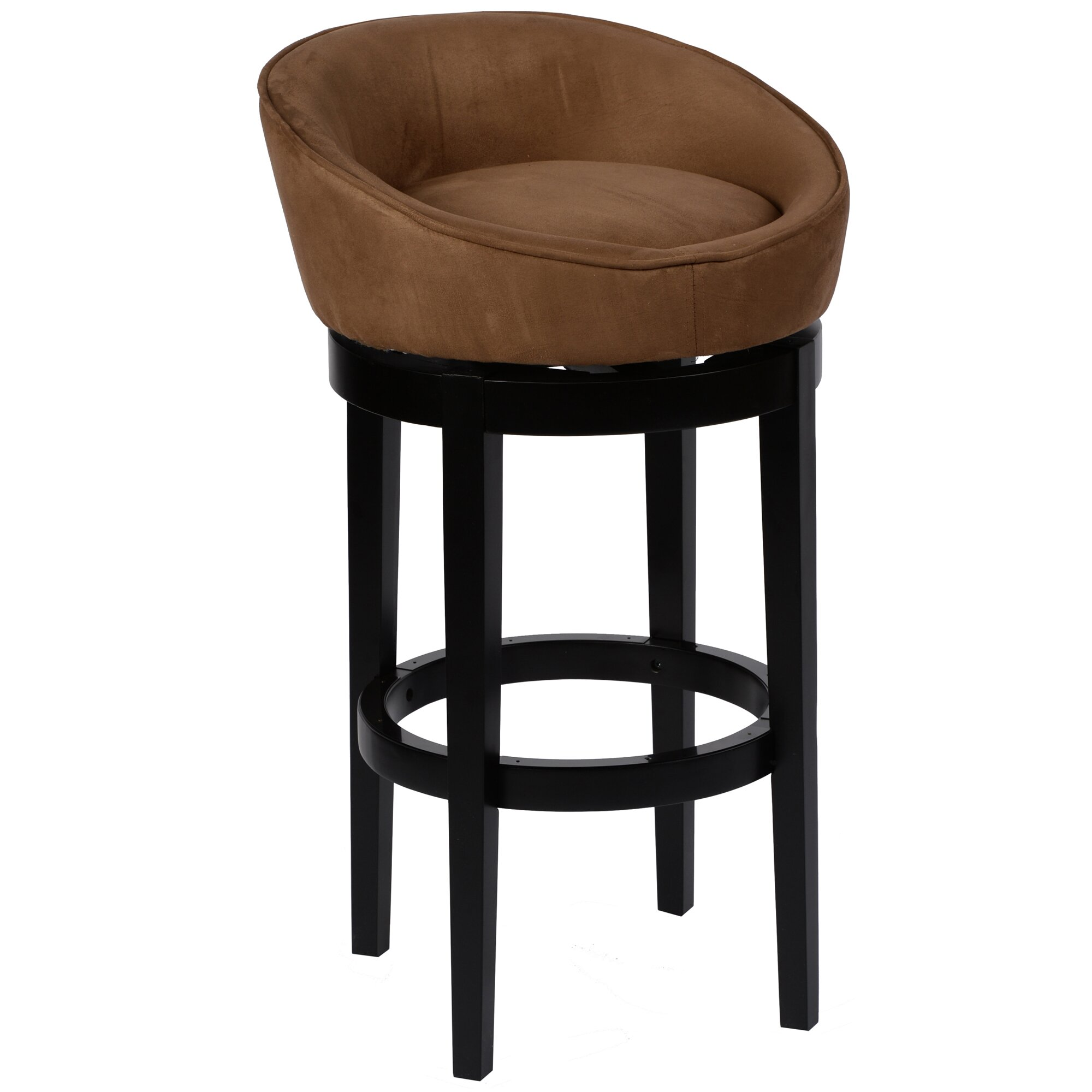 Armen Living Igloo 30 Quot Swivel Bar Stool Amp Reviews Wayfair