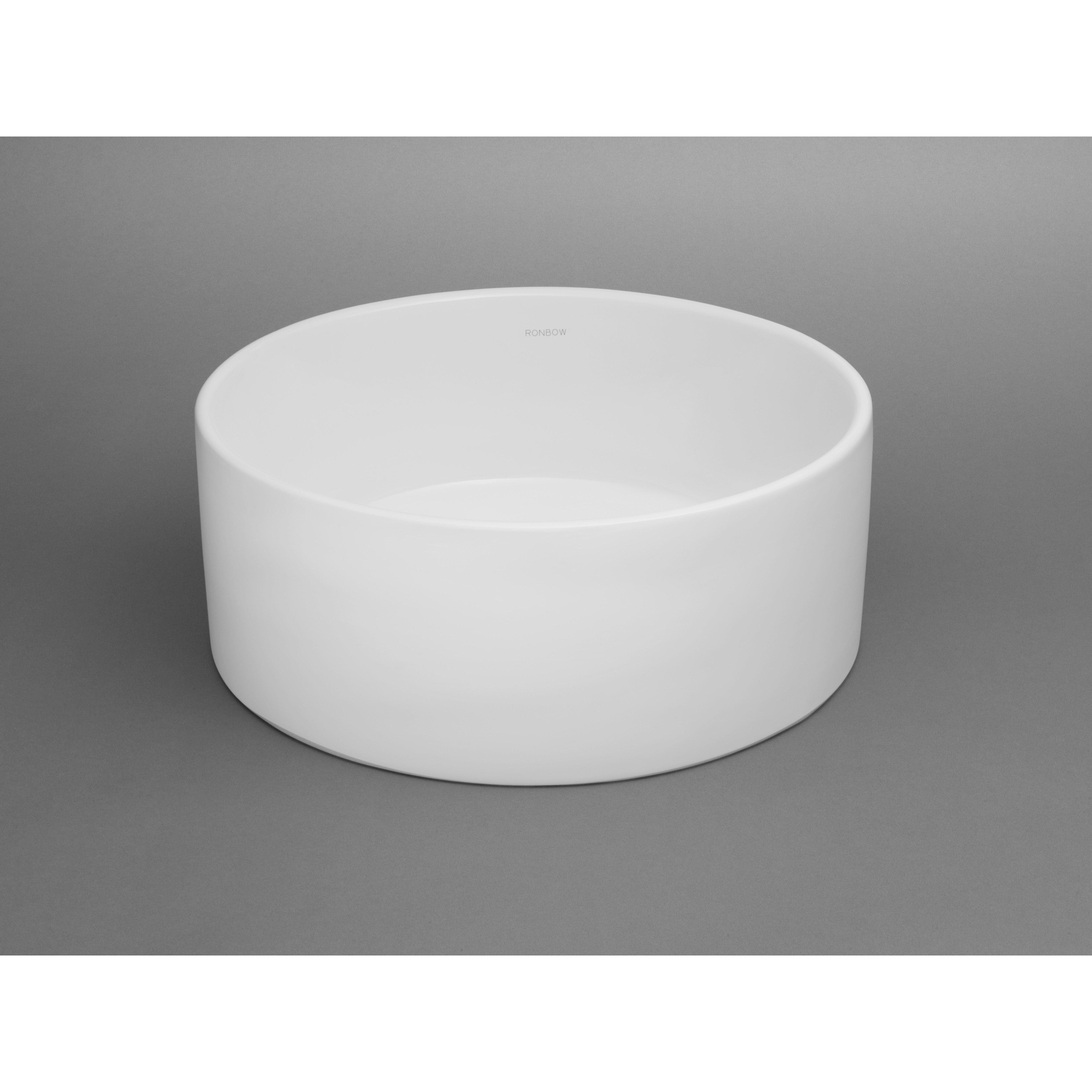 Ronbow Round Kitchen Sink