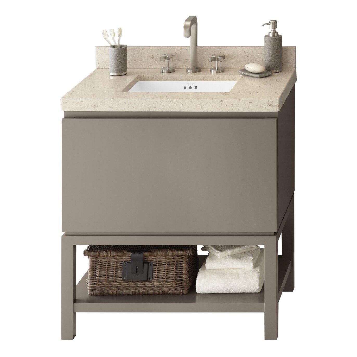 """Ronbow Jenna 31"""" Single Bathroom Vanity Set"""
