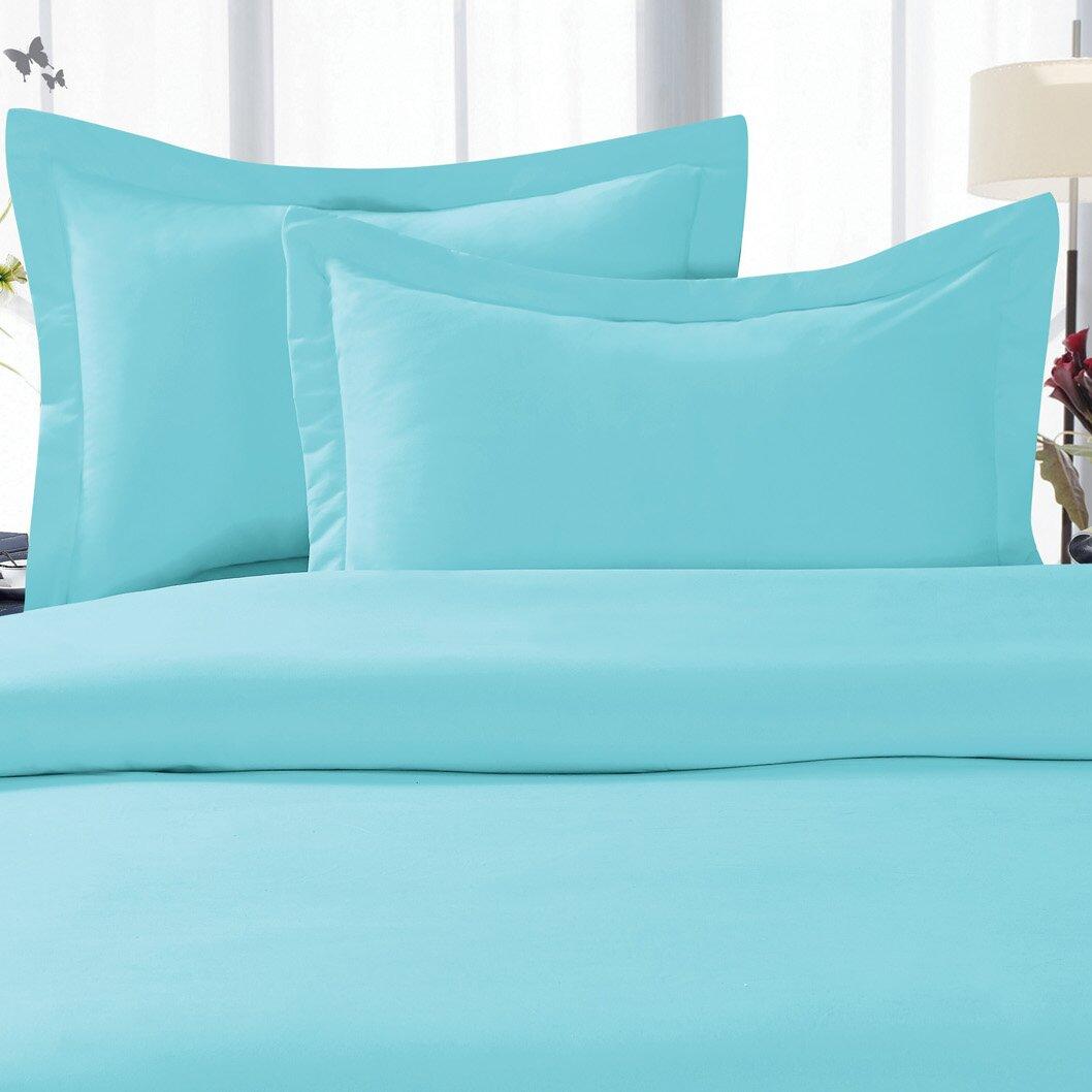 Elegant Comfort Duvet Cover Set Amp Reviews Wayfair