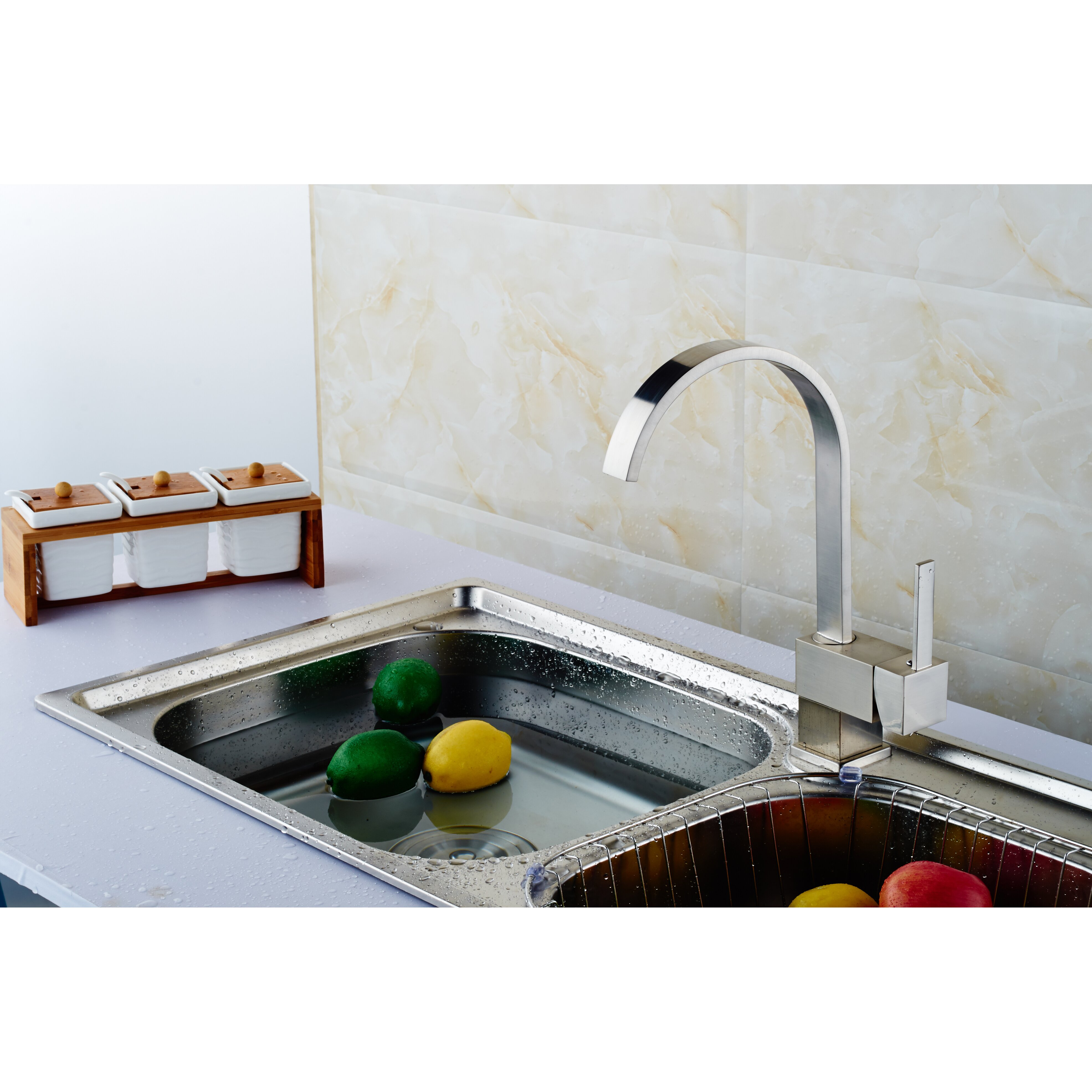 upscale designs by ema single handle deck mounted kitchen upscale designs by ema single handle deck mounted kitchen