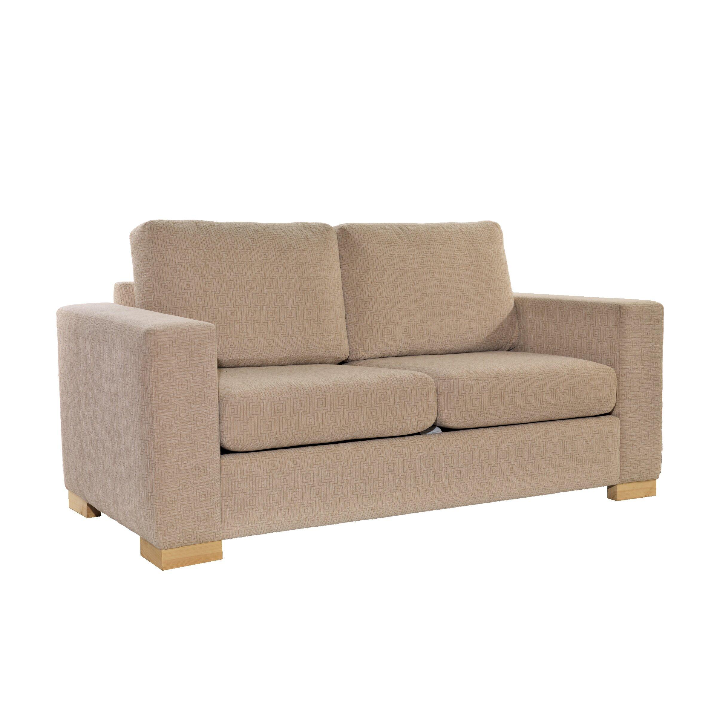 Uk Icon Design French 2 Seater Fold Out Sofa Wayfair Uk