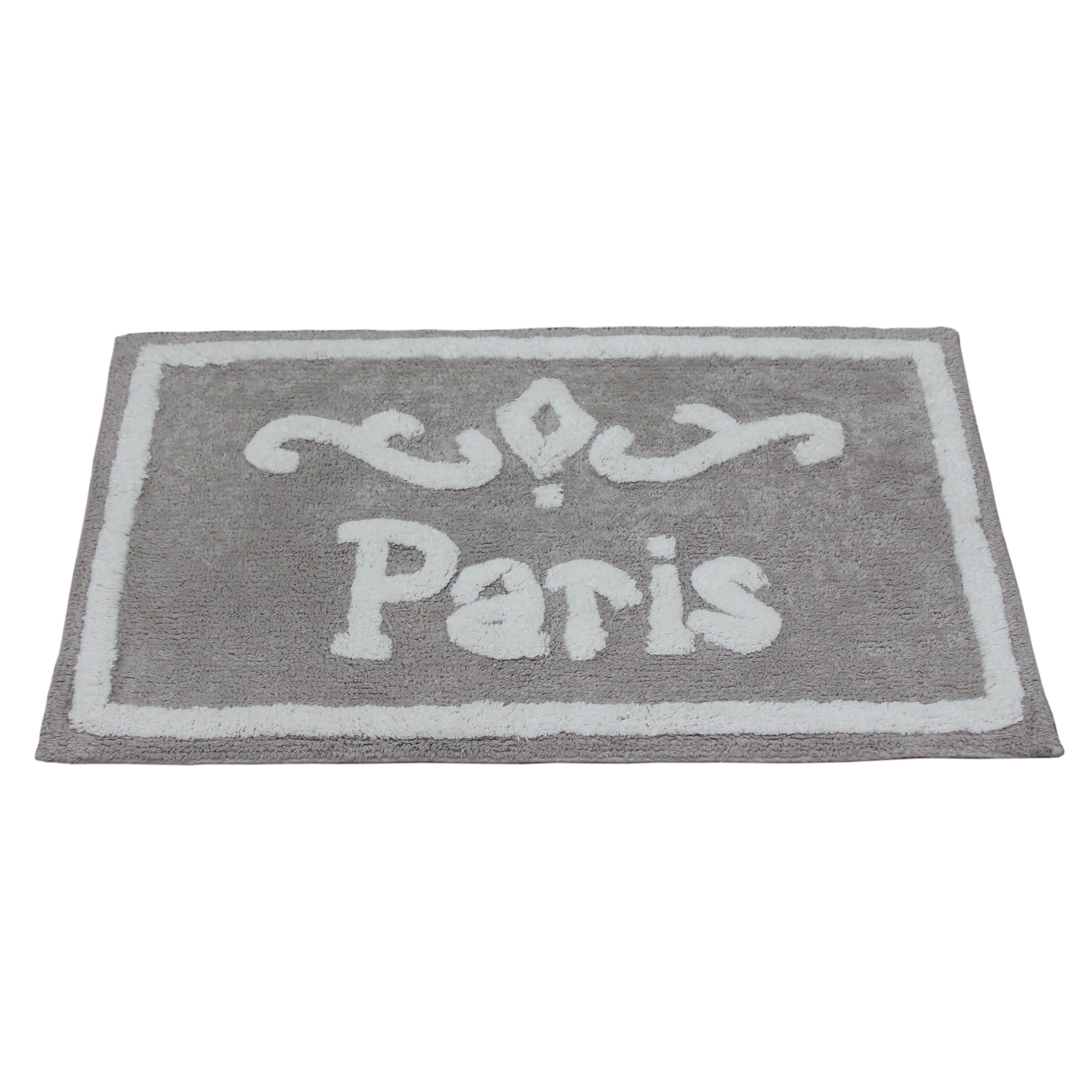 cosmic inc paris bath rug reviews wayfair With paris bathroom rug