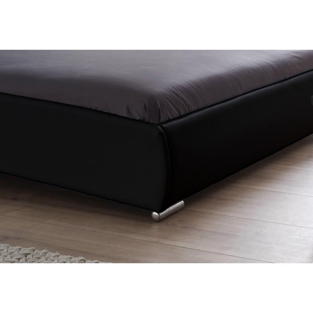 sam stil art m bel gmbh polsterbett brooke reviews. Black Bedroom Furniture Sets. Home Design Ideas