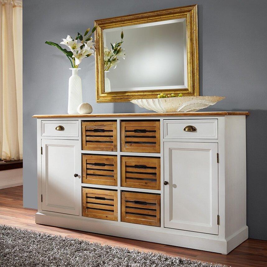 sam stil art m bel gmbh sideboard parisien. Black Bedroom Furniture Sets. Home Design Ideas