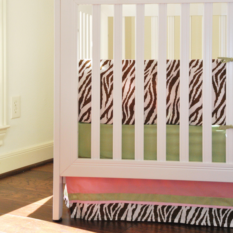 Pam Grace Creations Jolly Molly  Piece Crib Bedding Set