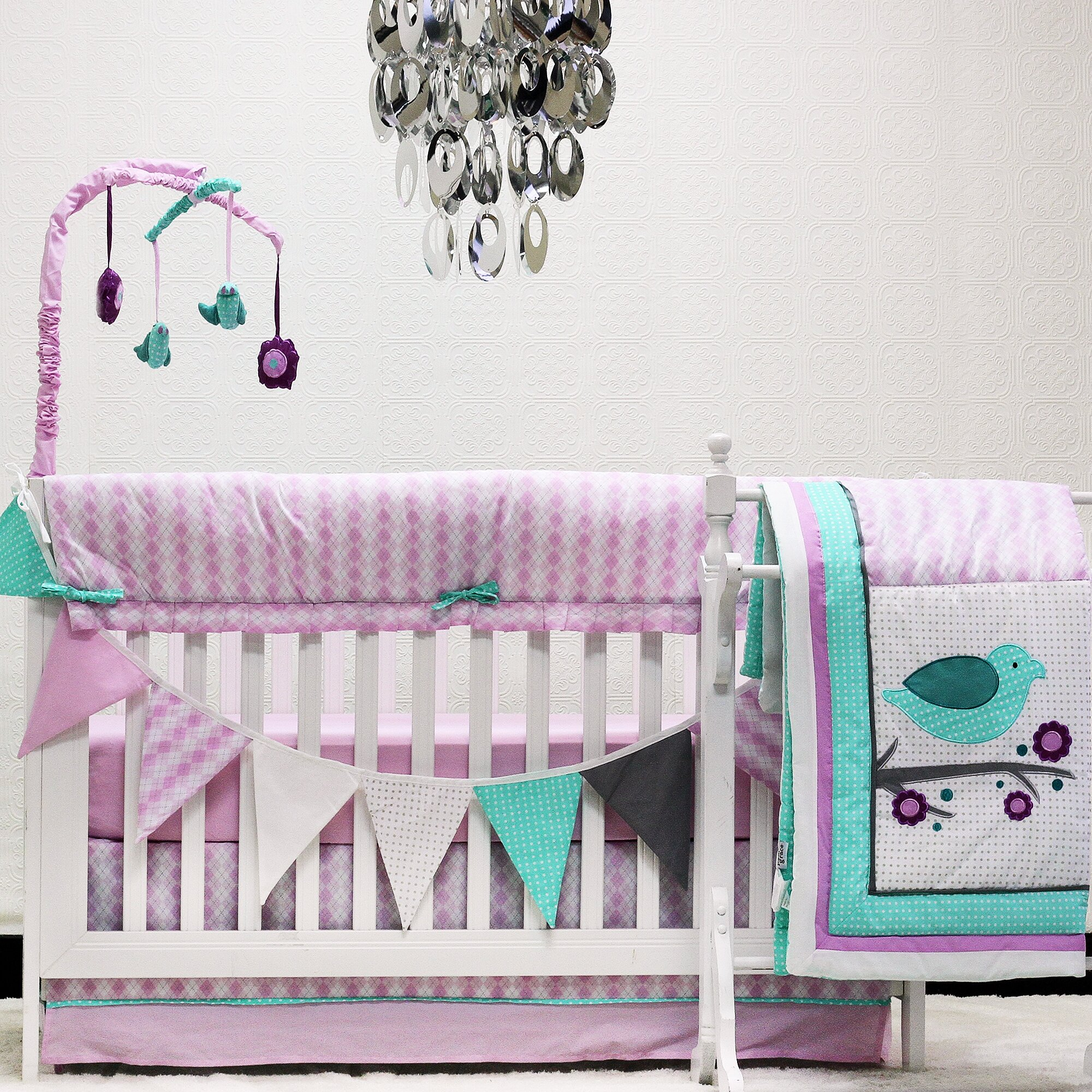 Pam Grace Baby Bedding