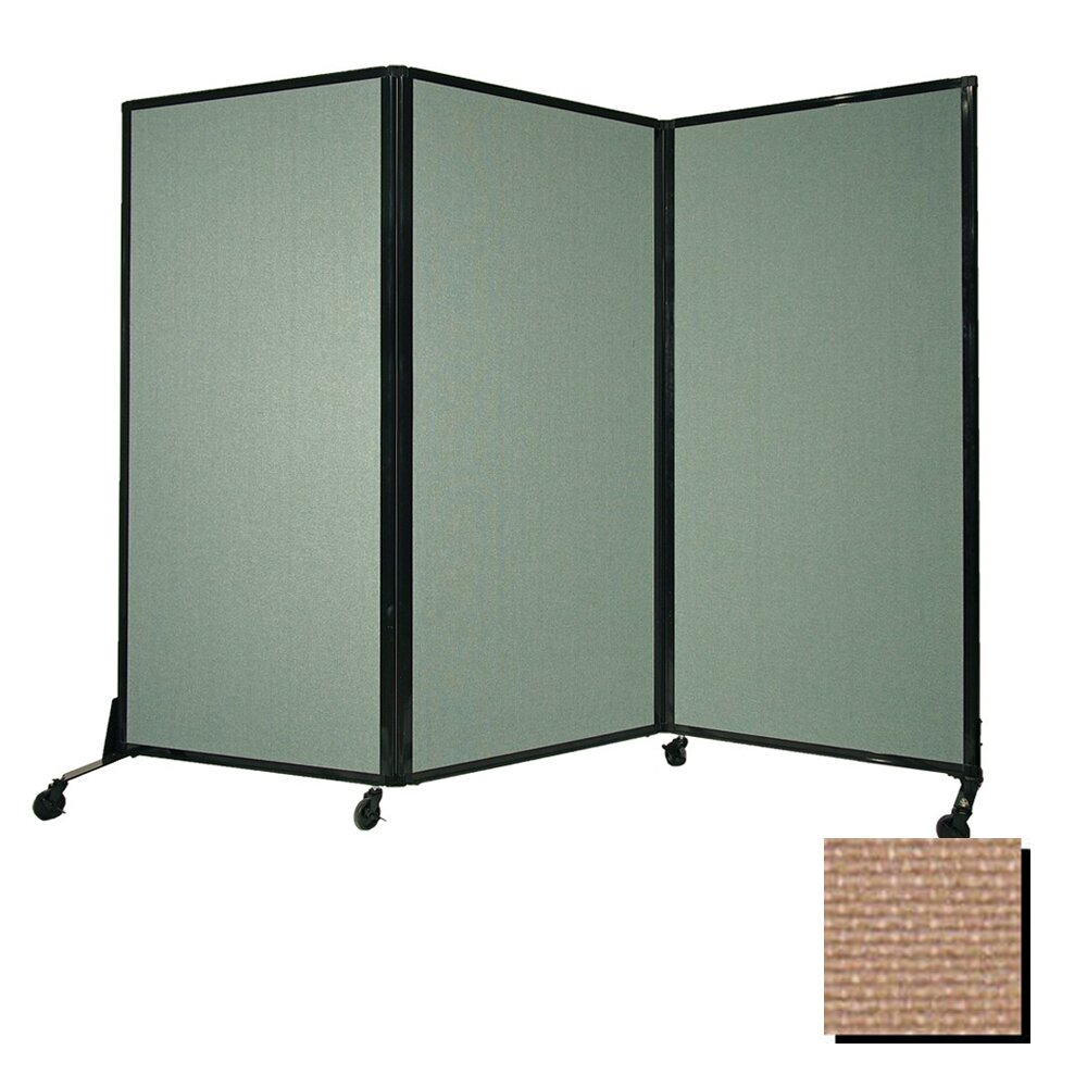 Versare Afford A Wall Folding Portable Partition Amp Reviews Wayfair