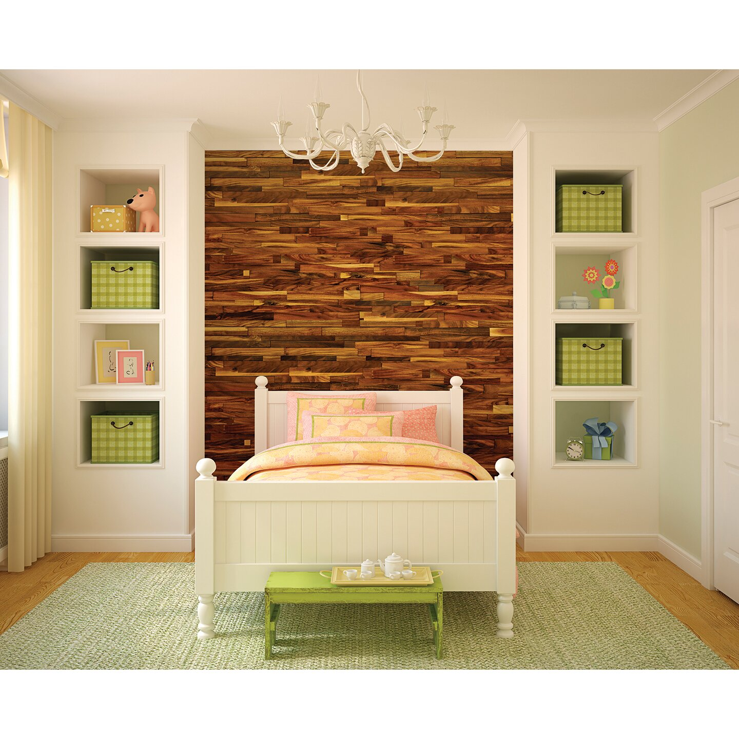 Wonderful image of  Improvement Flooring Wood Paneling Albero Valley SKU: ABVY3251 with #763D1A color and 1440x1440 pixels