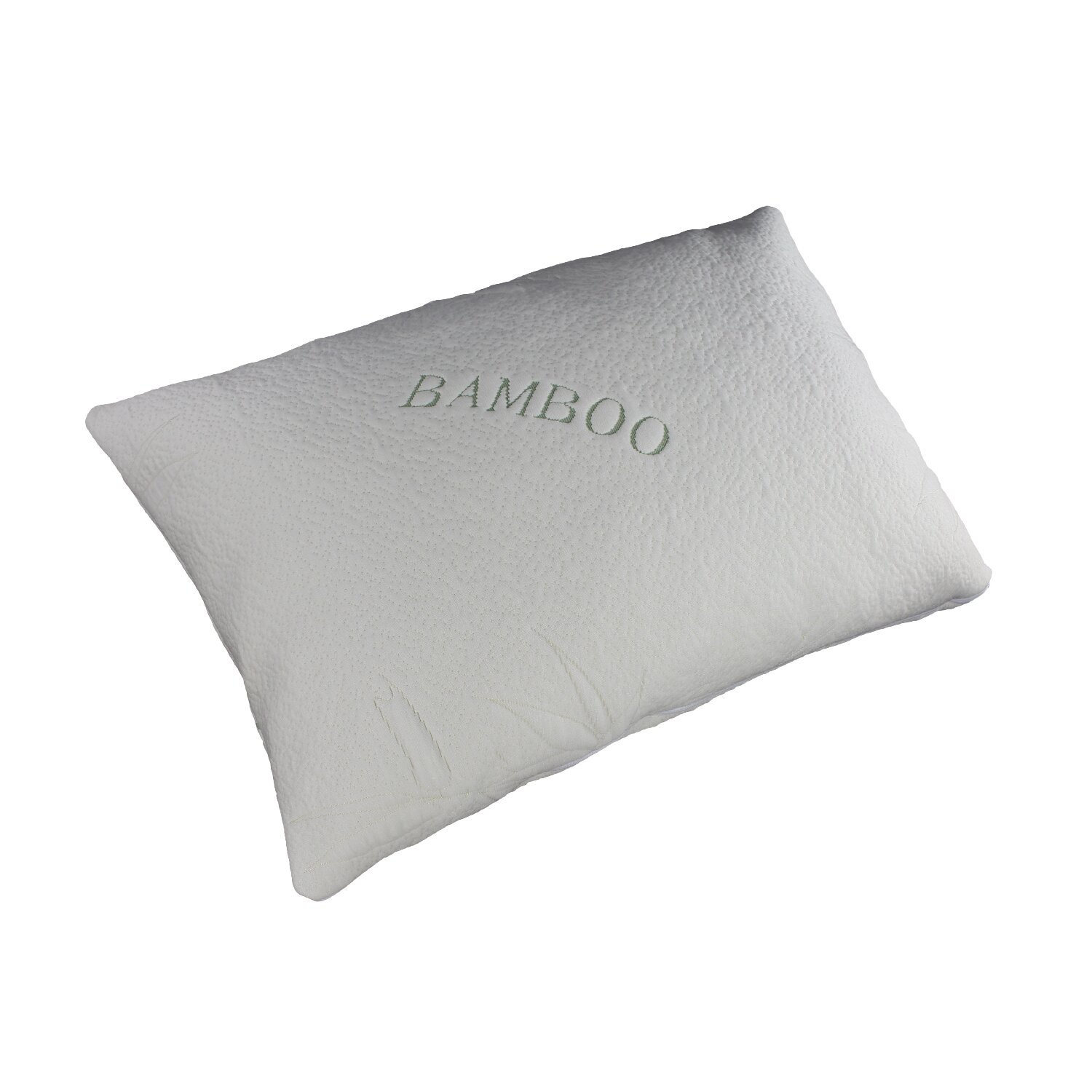 Sinomax Natural Touch Bamboo Rayon Memory Foam Traditional Pillow & Reviews Wayfair