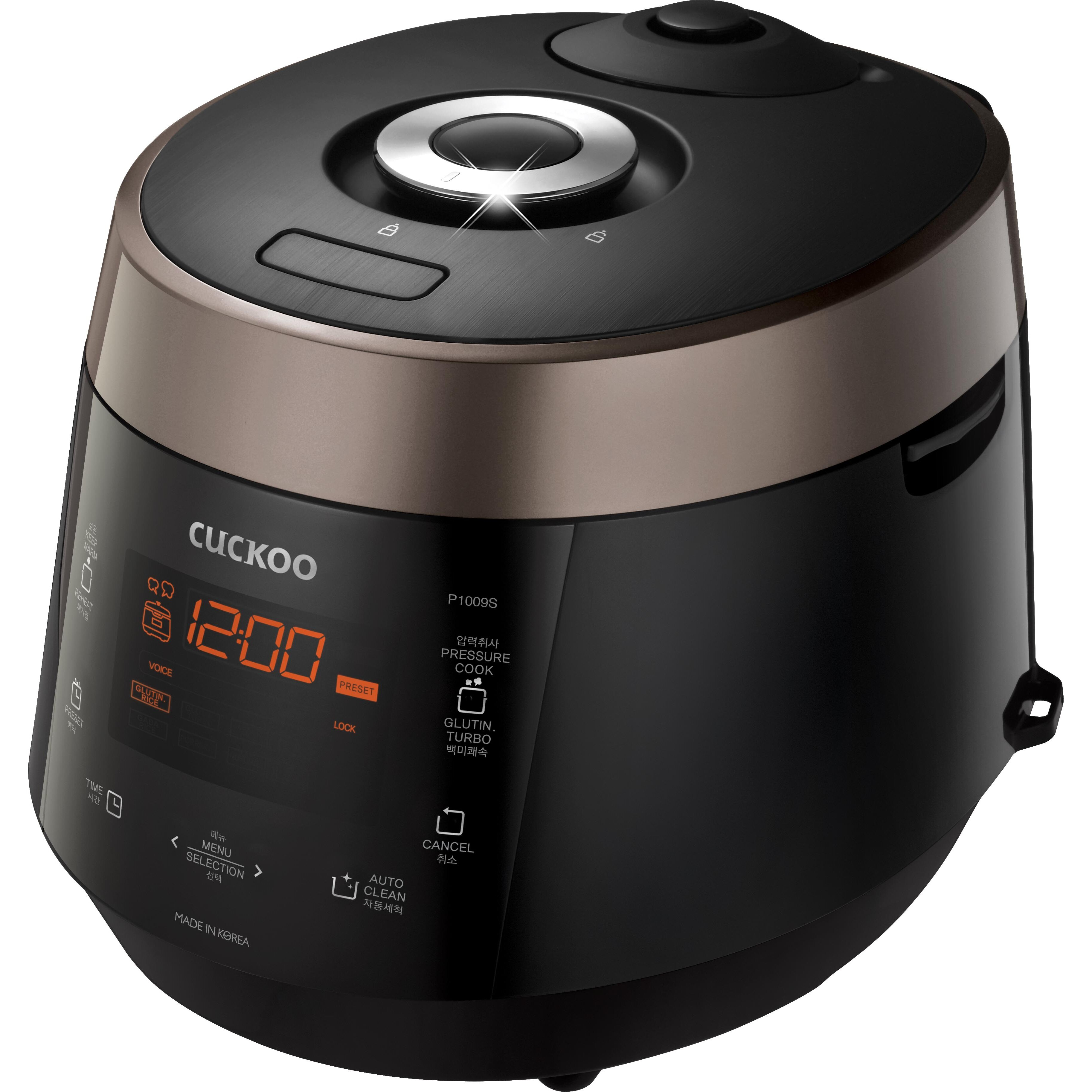 Cuckoo Electronics 10-Cup Electric Rice Cooker & Reviews