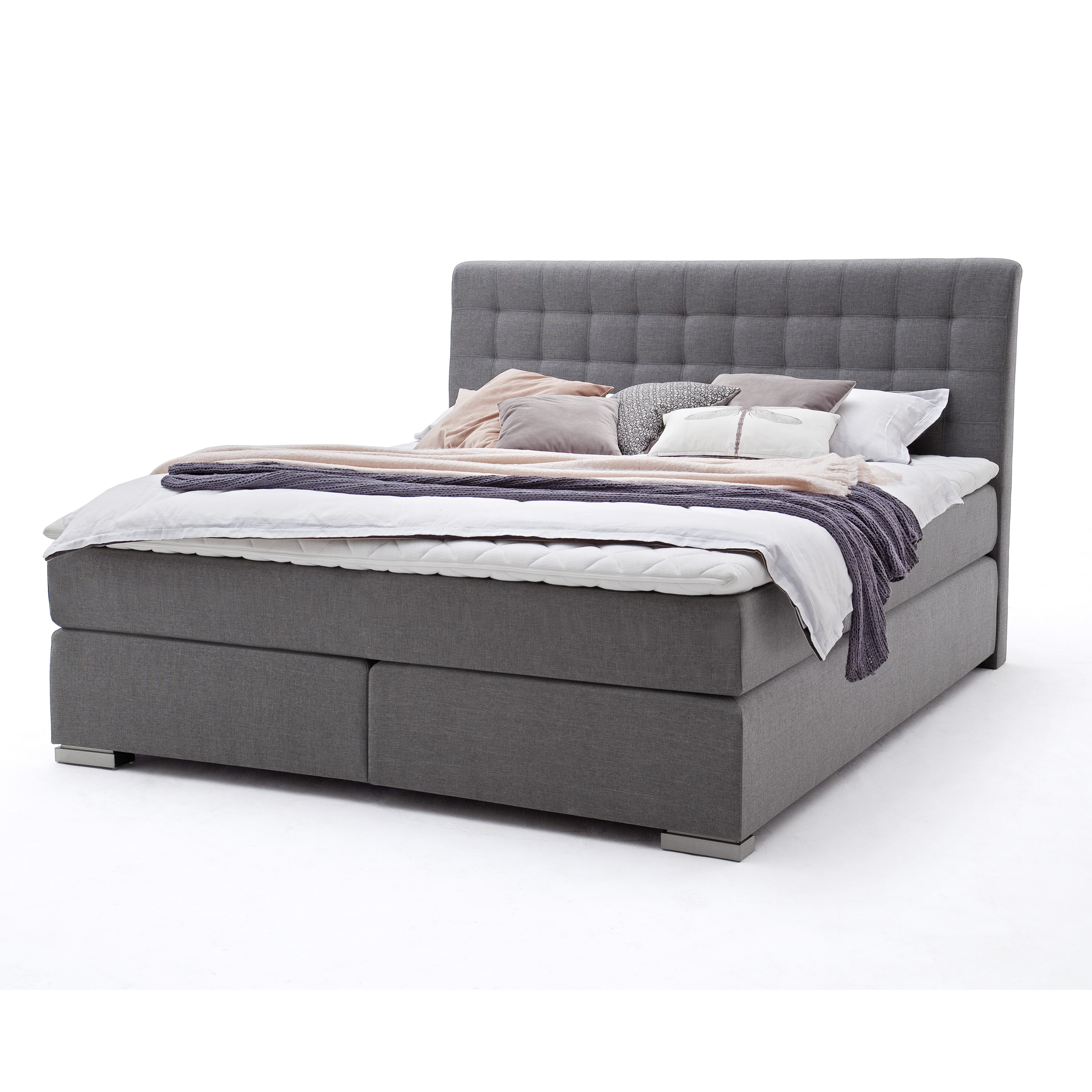 meise m bel boxspringbett lenno h rtegrad 2 3. Black Bedroom Furniture Sets. Home Design Ideas