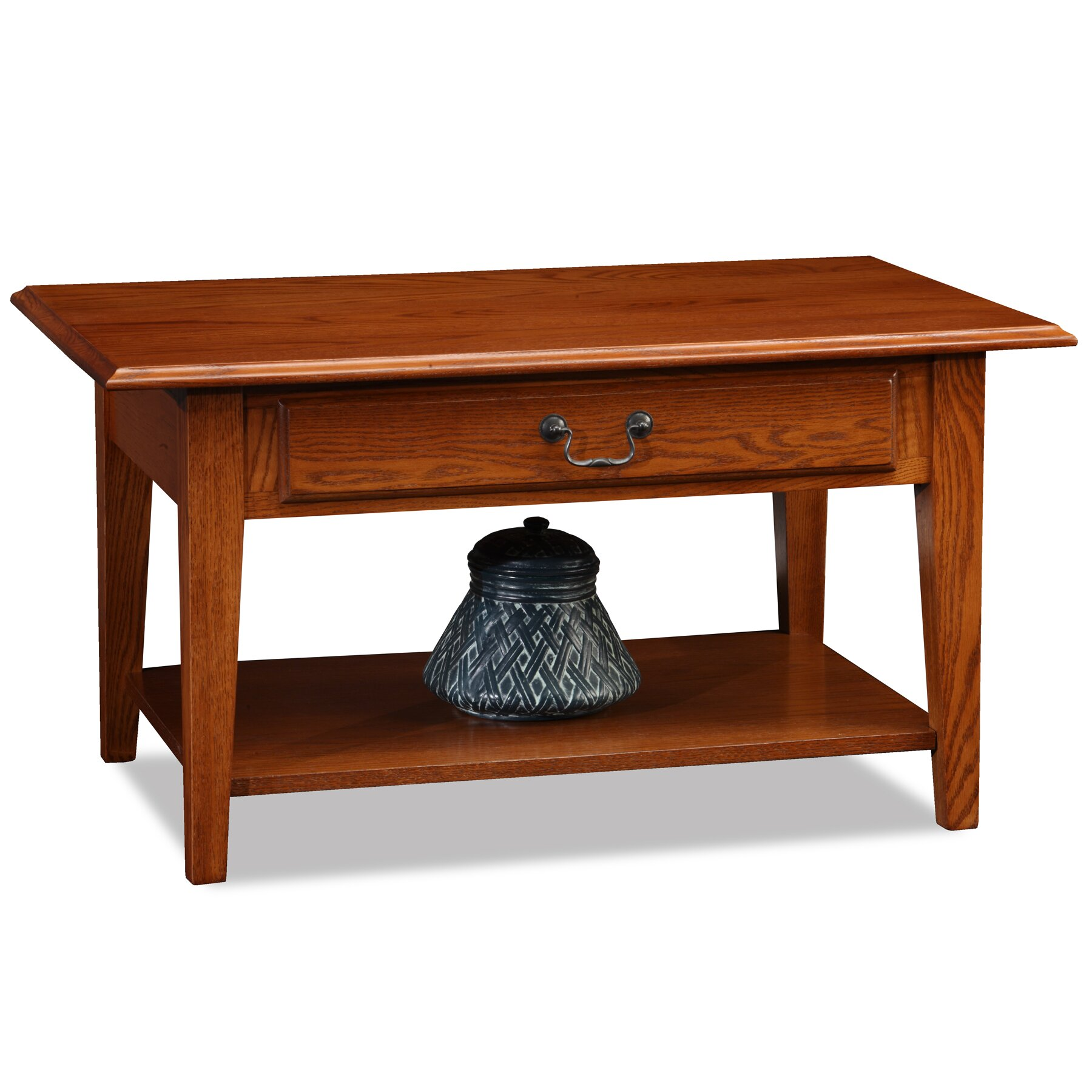 Leick shaker coffee table reviews wayfair for I furniture reviews