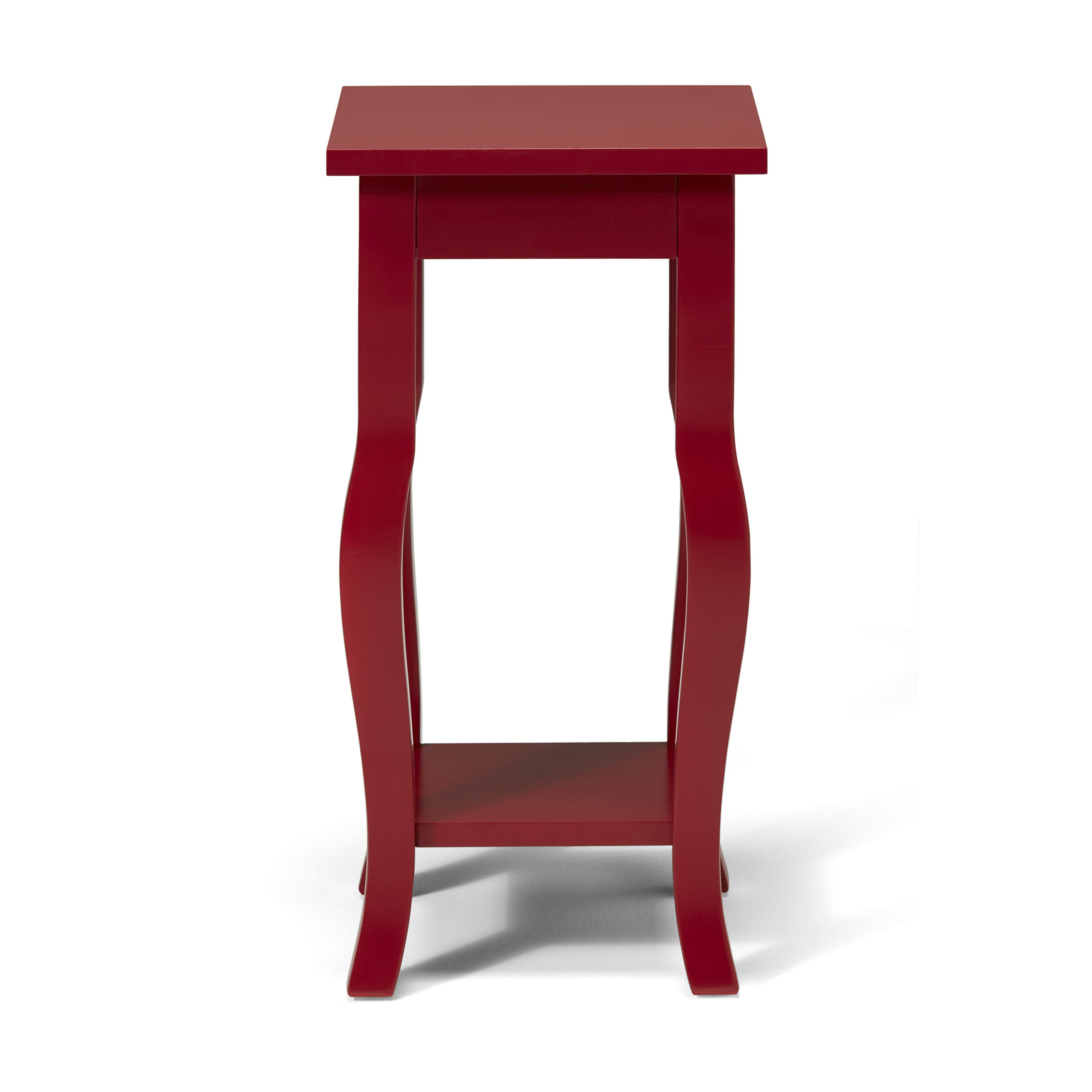 Kate and laurel lillian wood pedestal end table reviews for 12 end table