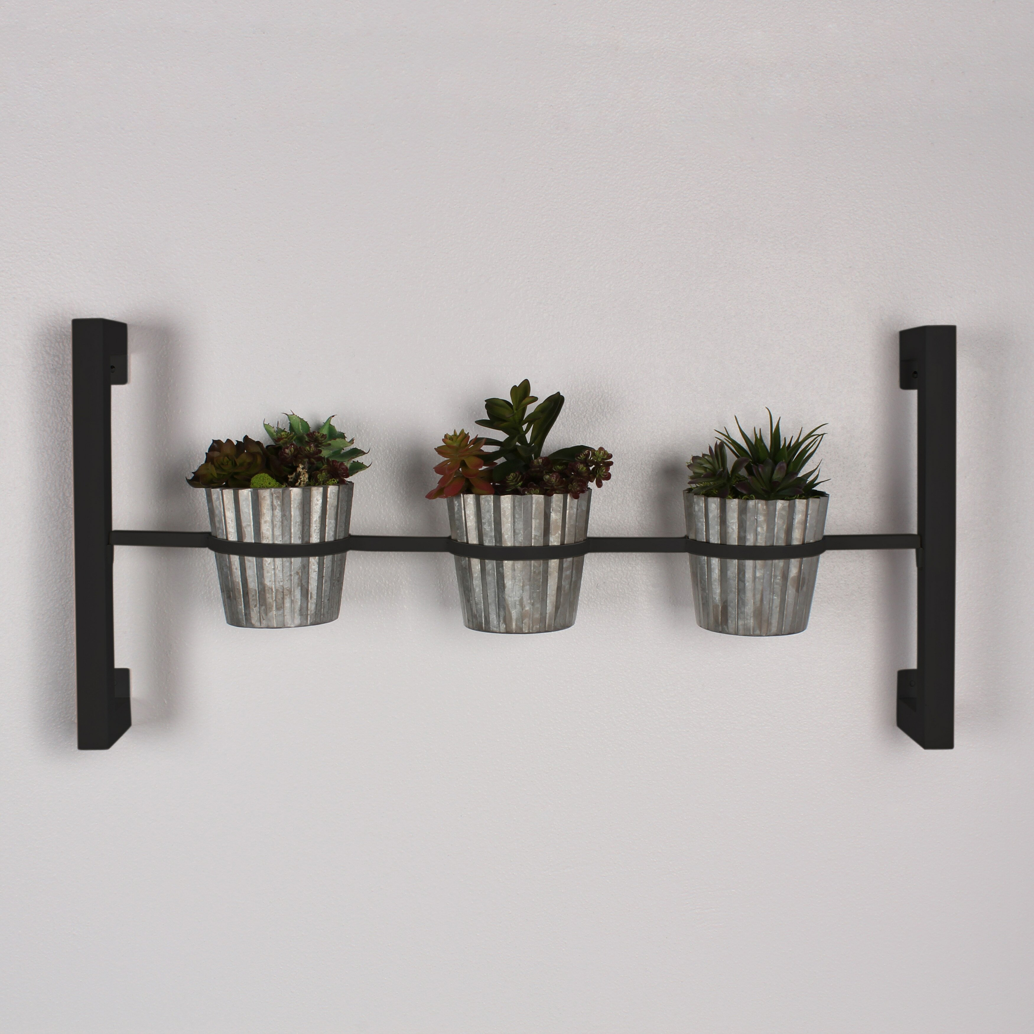 kate and laurel groves 4 piece rectangular wall mounted. Black Bedroom Furniture Sets. Home Design Ideas