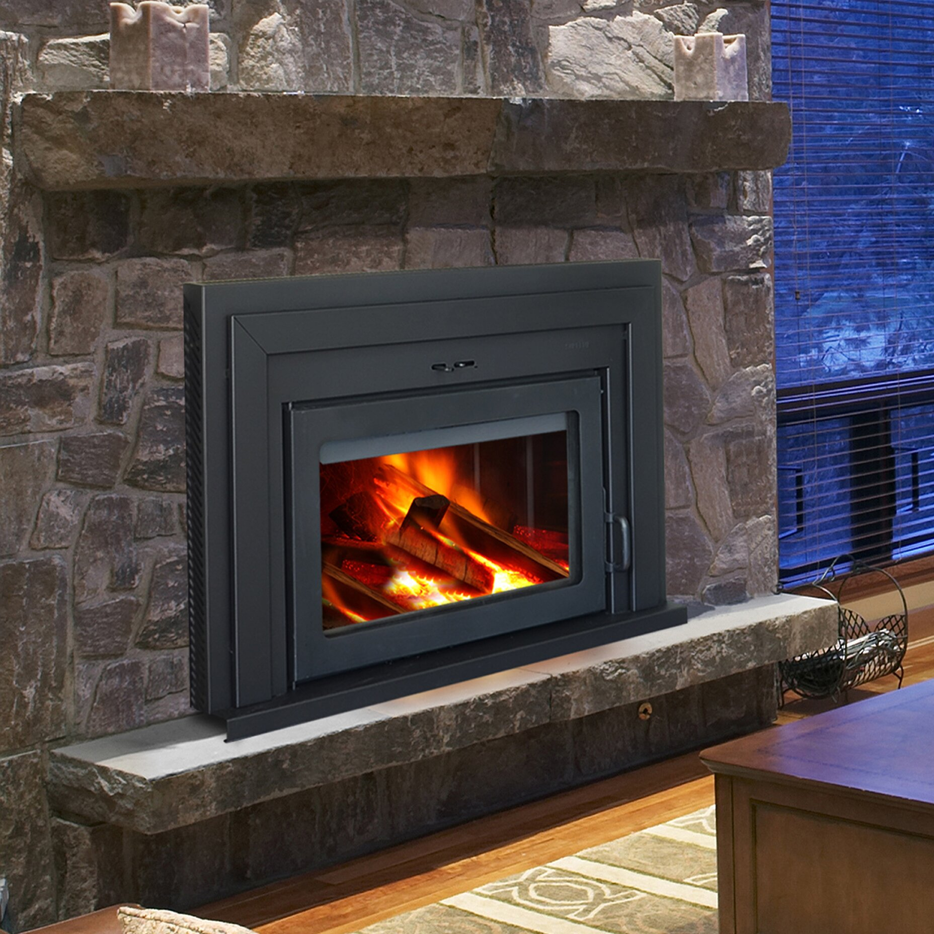 Fireplaces Brands Like Heat Glo Fmi Empire And More Country Flame ...