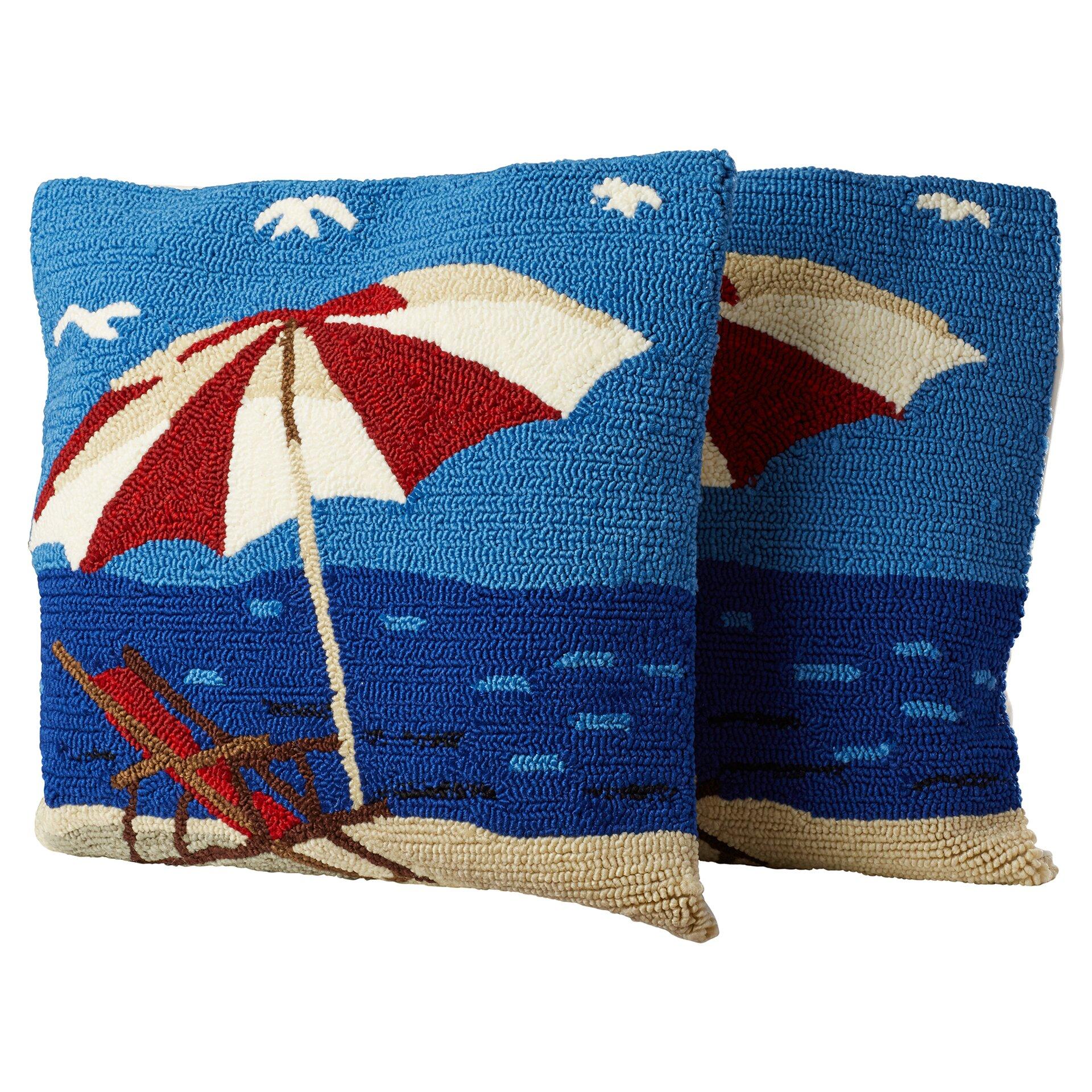 Decorative Outdoor Throw Pillows : Breakwater Bay Hendersonville Lounge Decorative Indoor/Outdoor Throw Pillow & Reviews Wayfair
