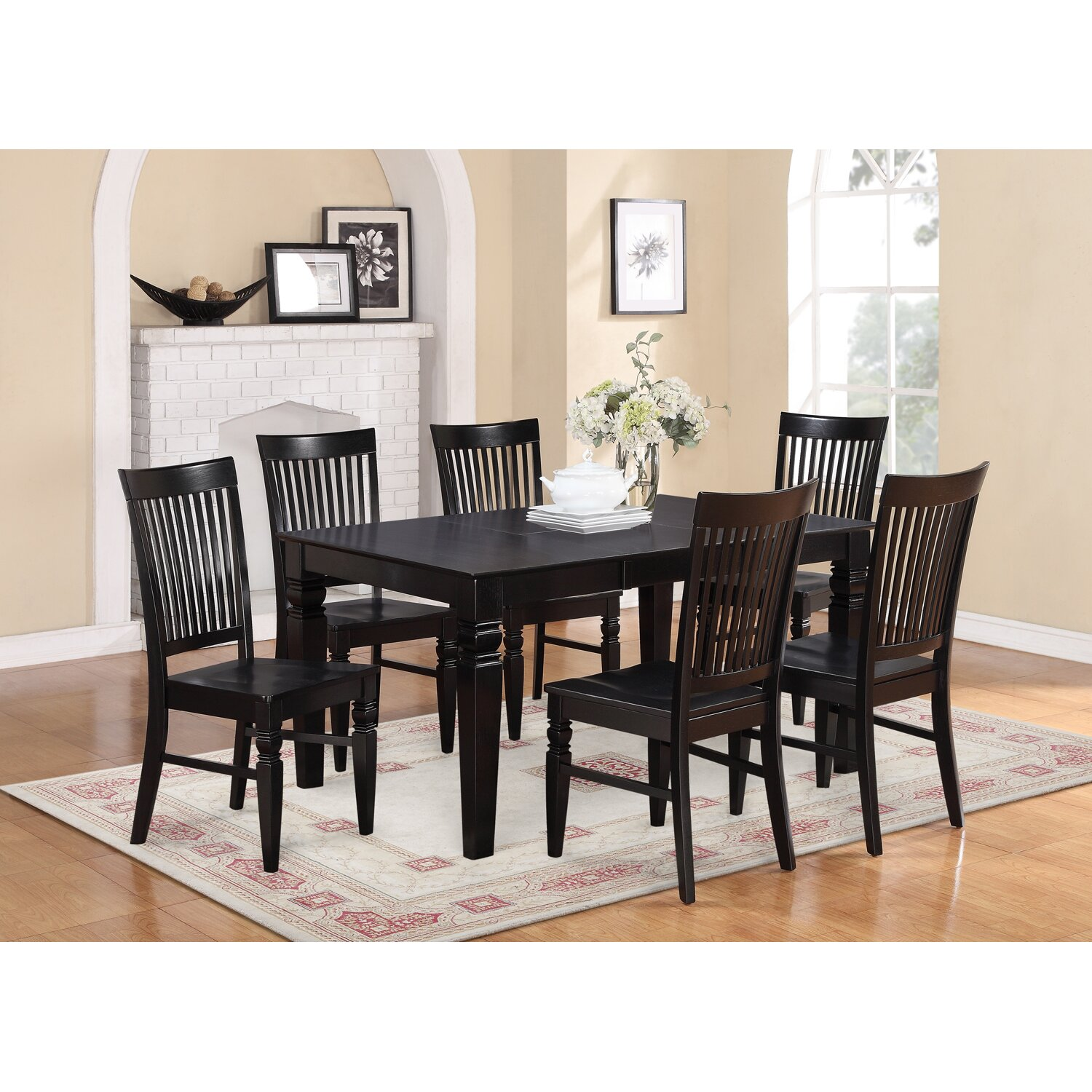 Dining Room Sets 5 Piece: Breakwater Bay Piermont 5 Piece Dining Set & Reviews