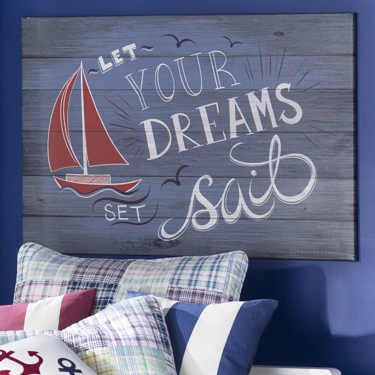 Breakwater Bay 39Let Your Dreams Set Sail39