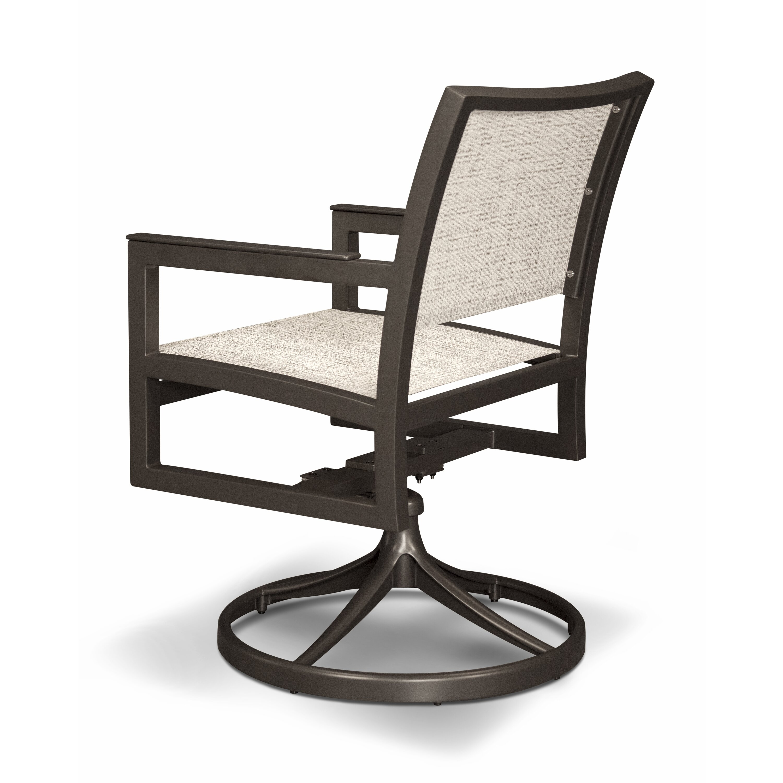 Breakwater Bay Fallon Swivel Rocking Chair  Wayfair