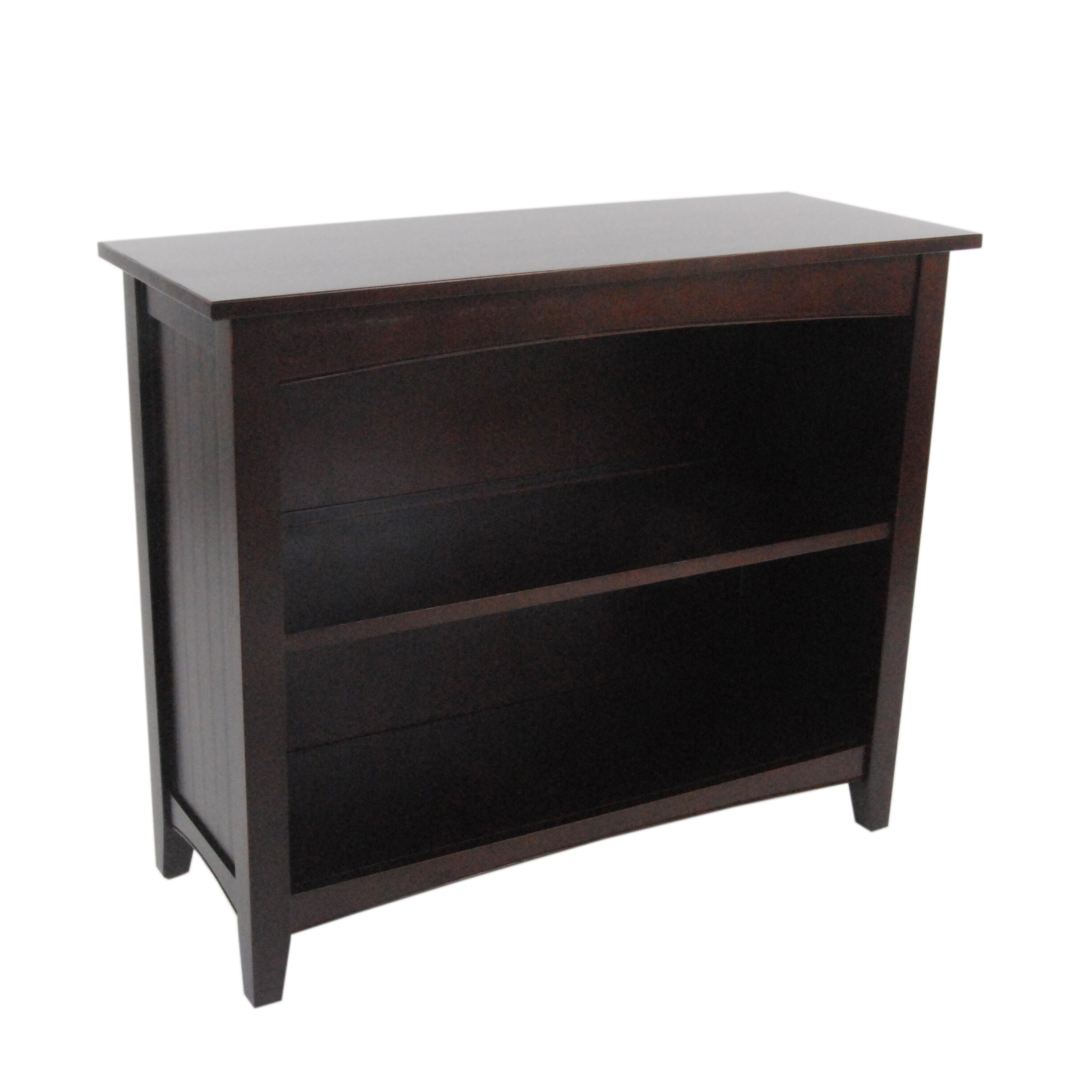 "Alcott Hill Bel Air 30"" Standard Bookcase & Reviews"