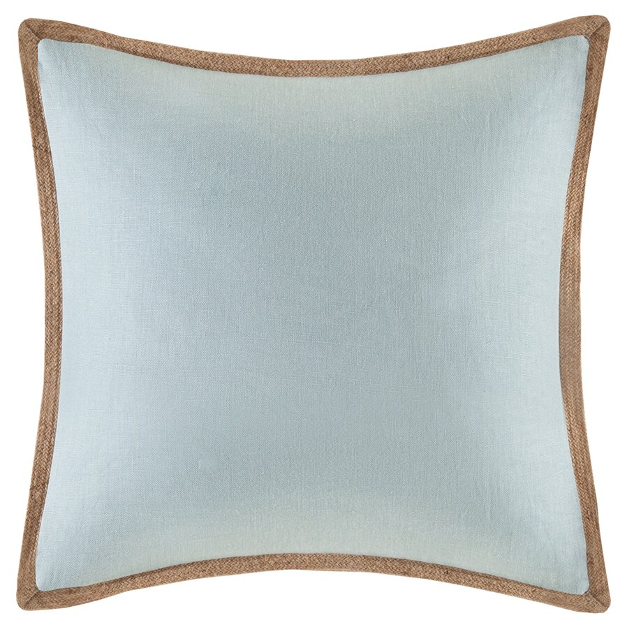 Decorative Pillows Linen : Breakwater Bay Spencer Linen Throw Pillow & Reviews Wayfair