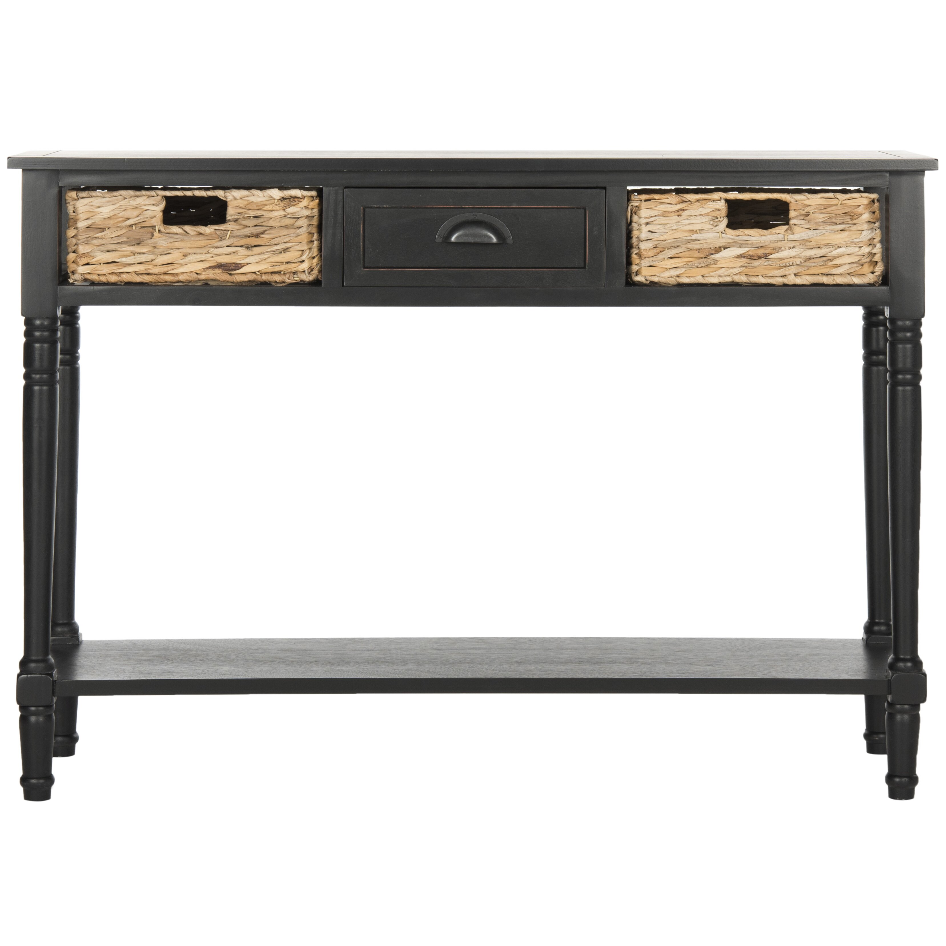 Breakwater bay deepwater 1 drawer console table reviews for 1 drawer table