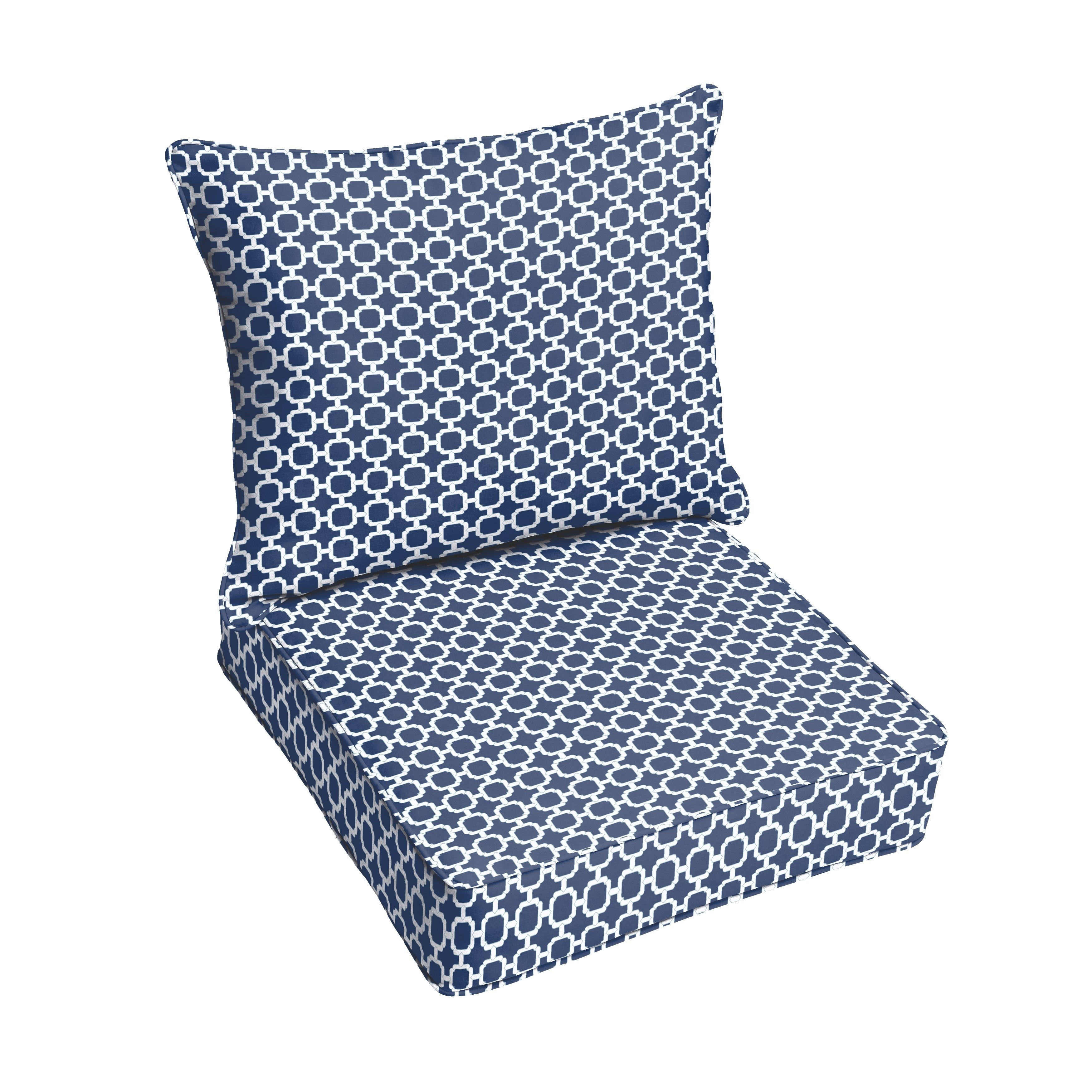 Breakwater Bay Hallsboro Outdoor Lounge Chair Cushion & Reviews