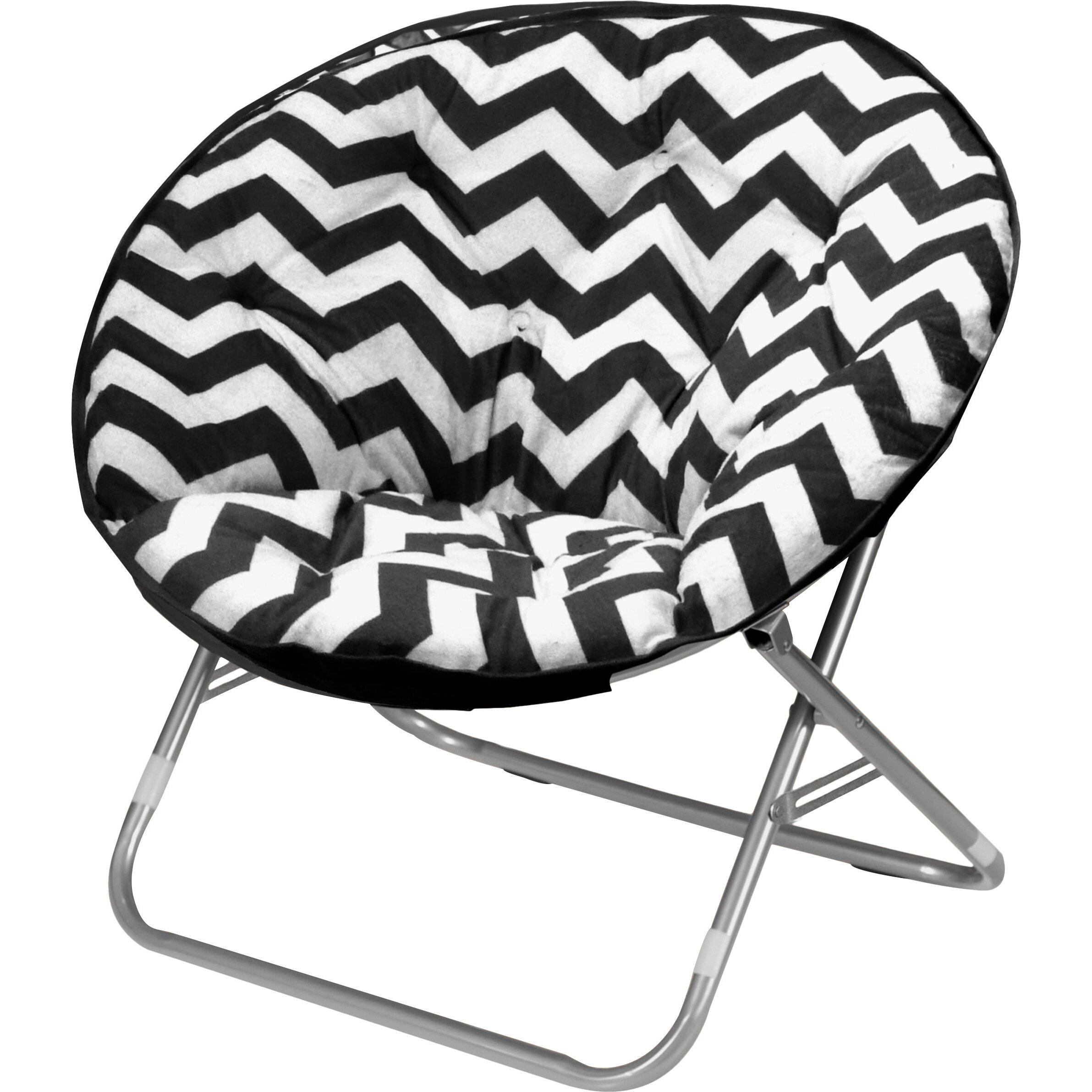 Urban Shop Chevron Saucer Papasan Chair Amp Reviews Wayfair