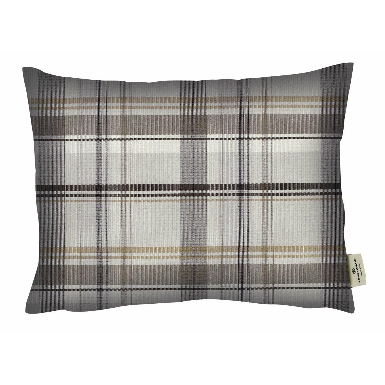 tom tailor kissenbezug new check. Black Bedroom Furniture Sets. Home Design Ideas
