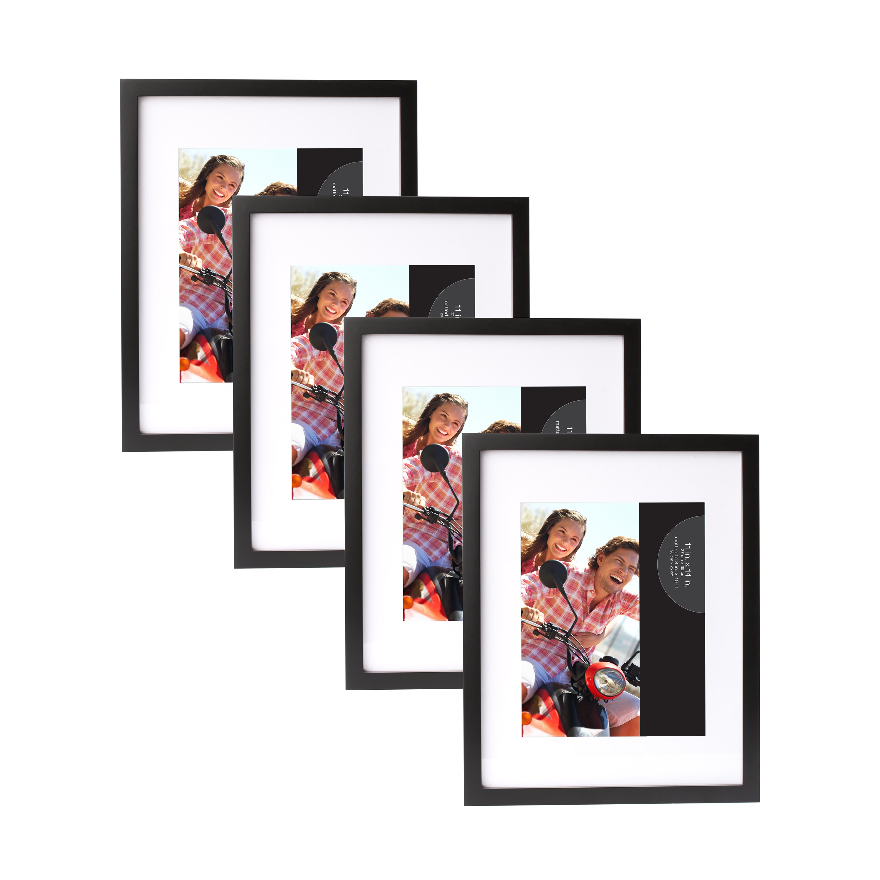 Uniek gallery wood picture frame reviews wayfair for 11x14 table top frame