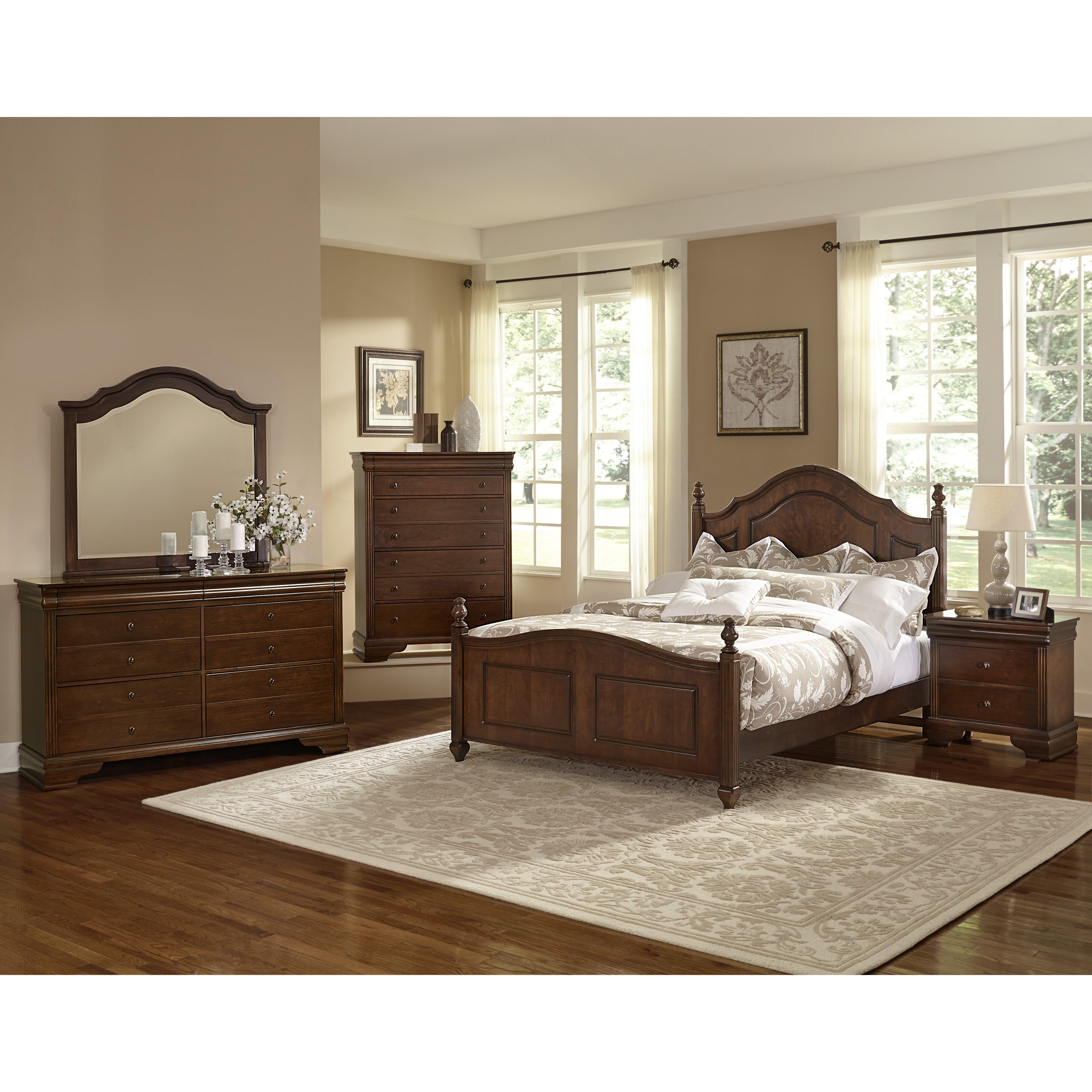 Virginia House French Market Platform Bed Reviews Wayfair