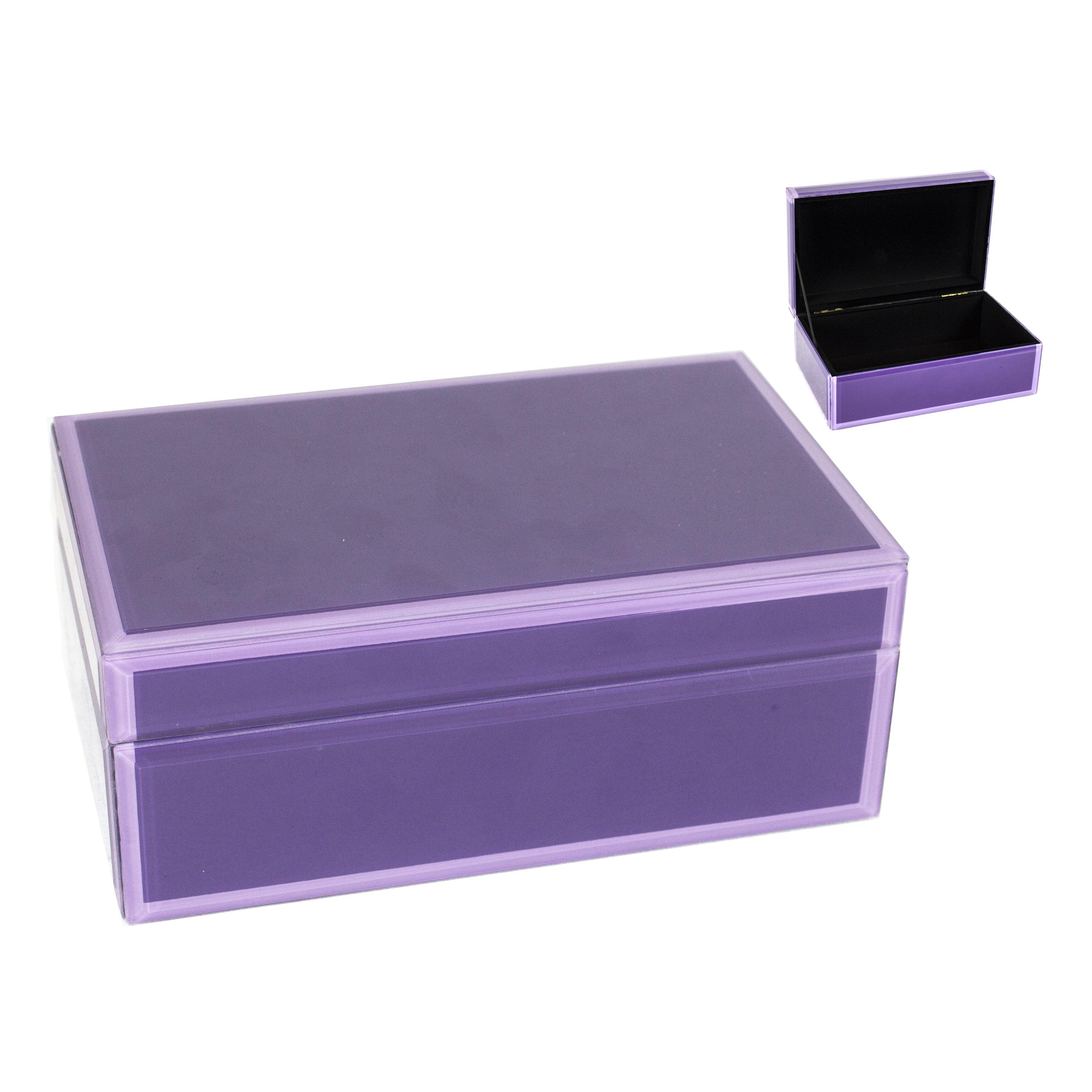 Sagebrookhome Decorative Jewelry Box Wayfair