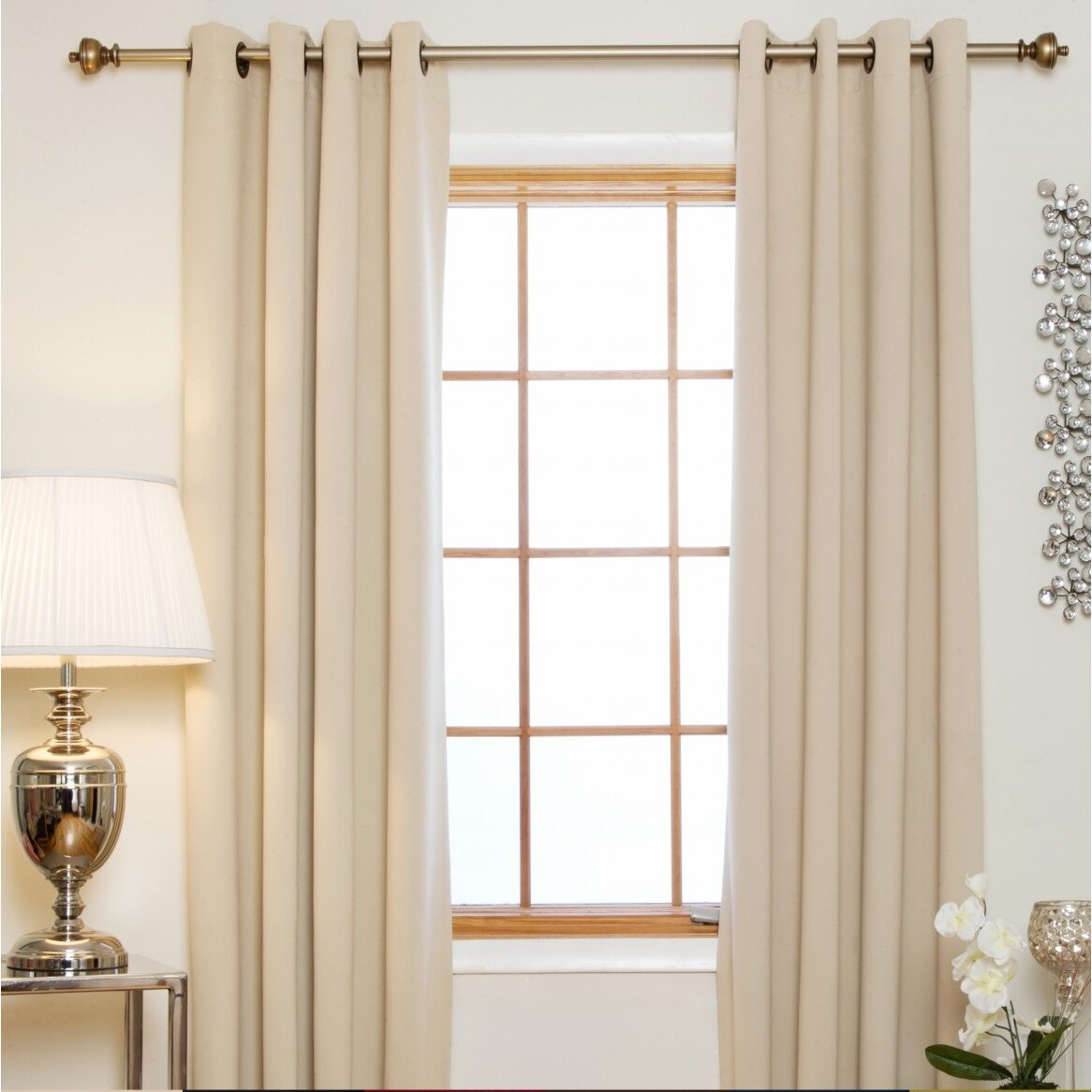 Game Room Window Curtains