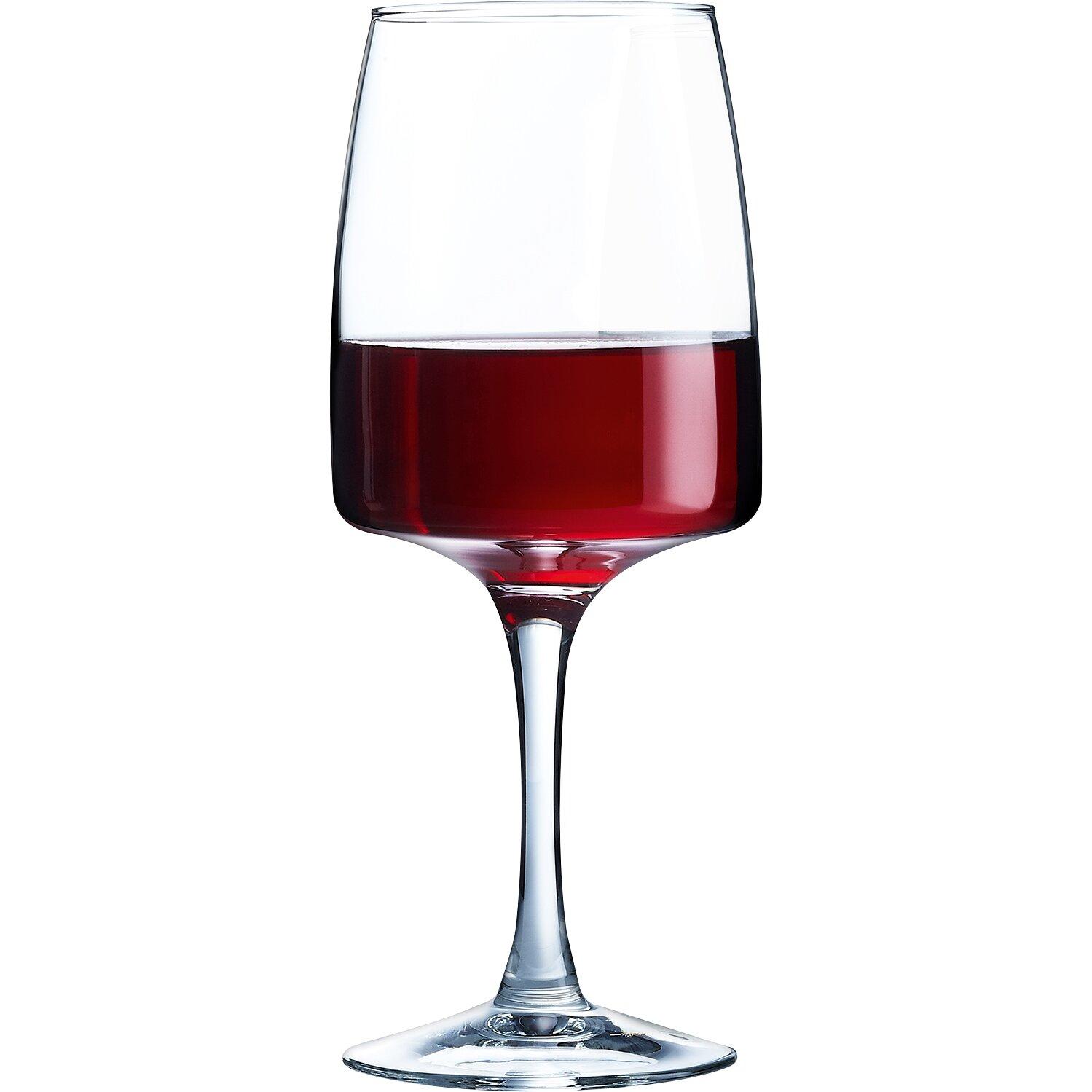Luminarc Harmony 16 Oz Wine Glass Amp Reviews Wayfair Ca