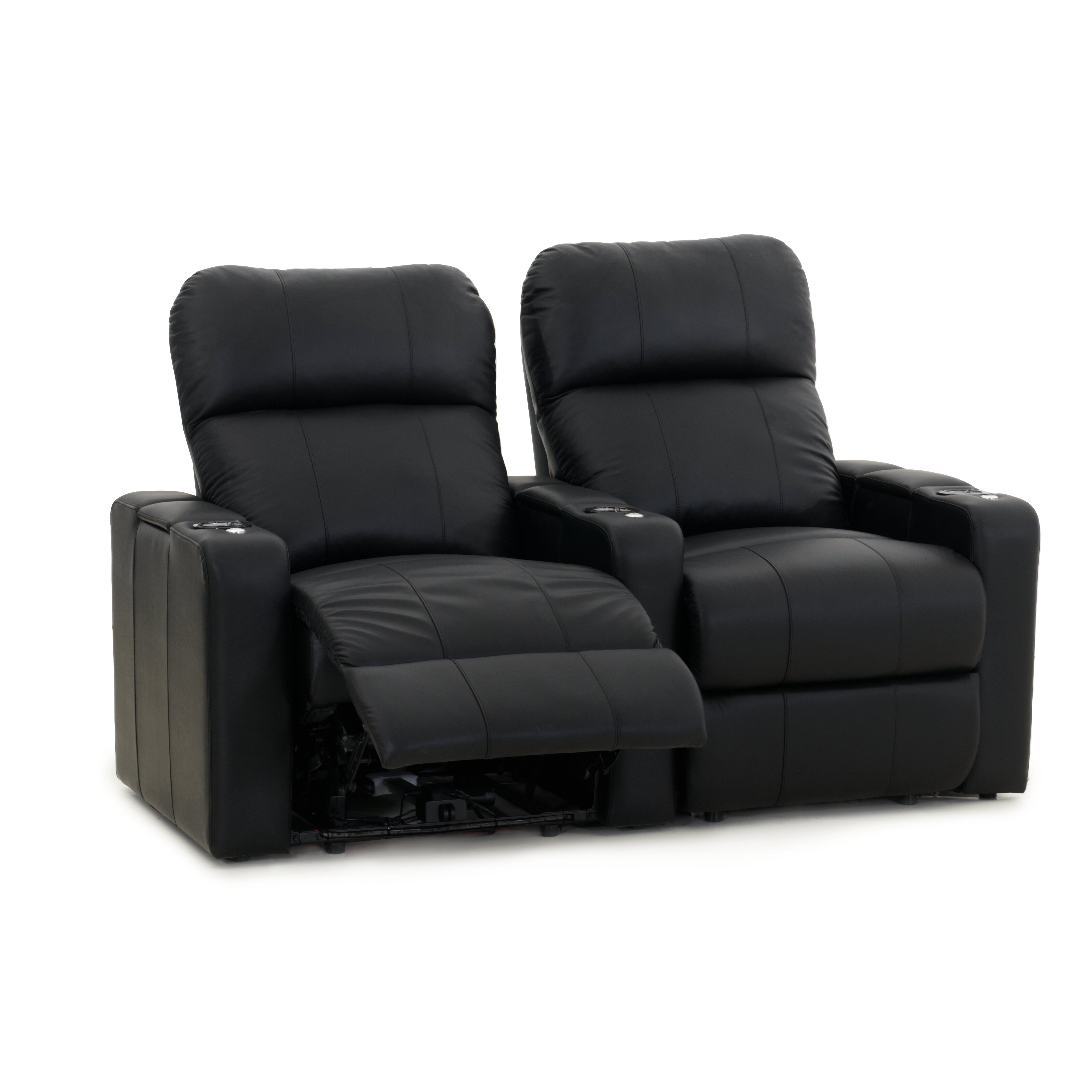 Octaneseating Turbo Xl700 Home Theater Recliner Row Of 2