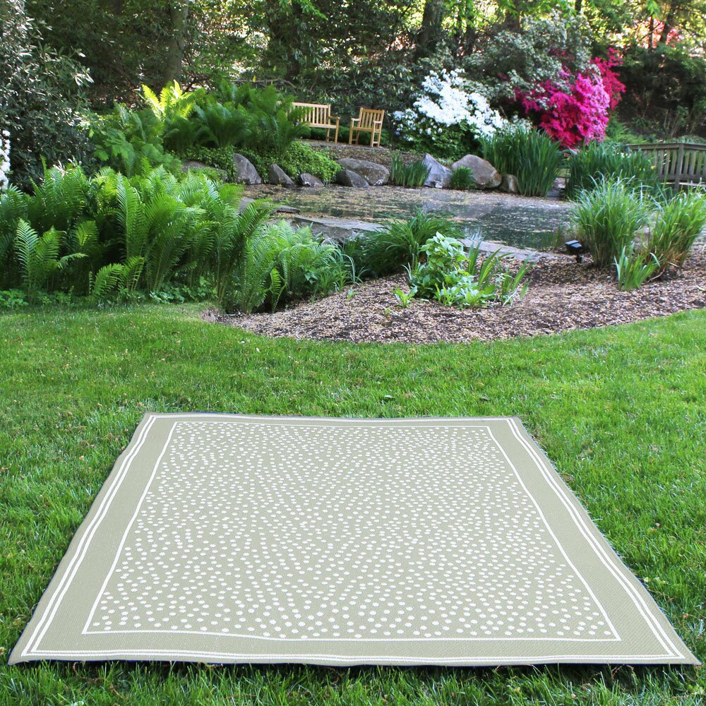 Budgeindustries twilight sage green indoor outdoor area for Indoor outdoor carpet green