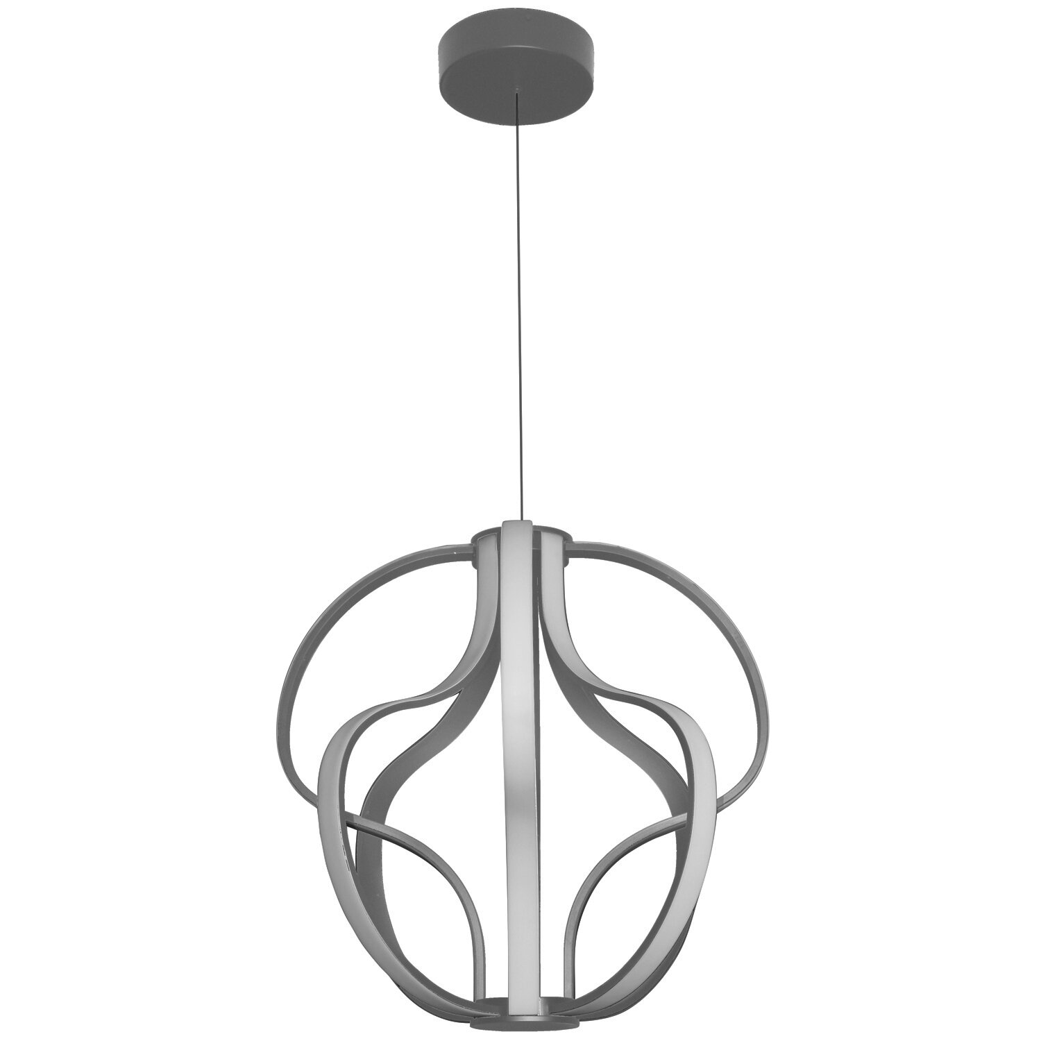VONNLighting Capella 8 Light Geometric Pendant