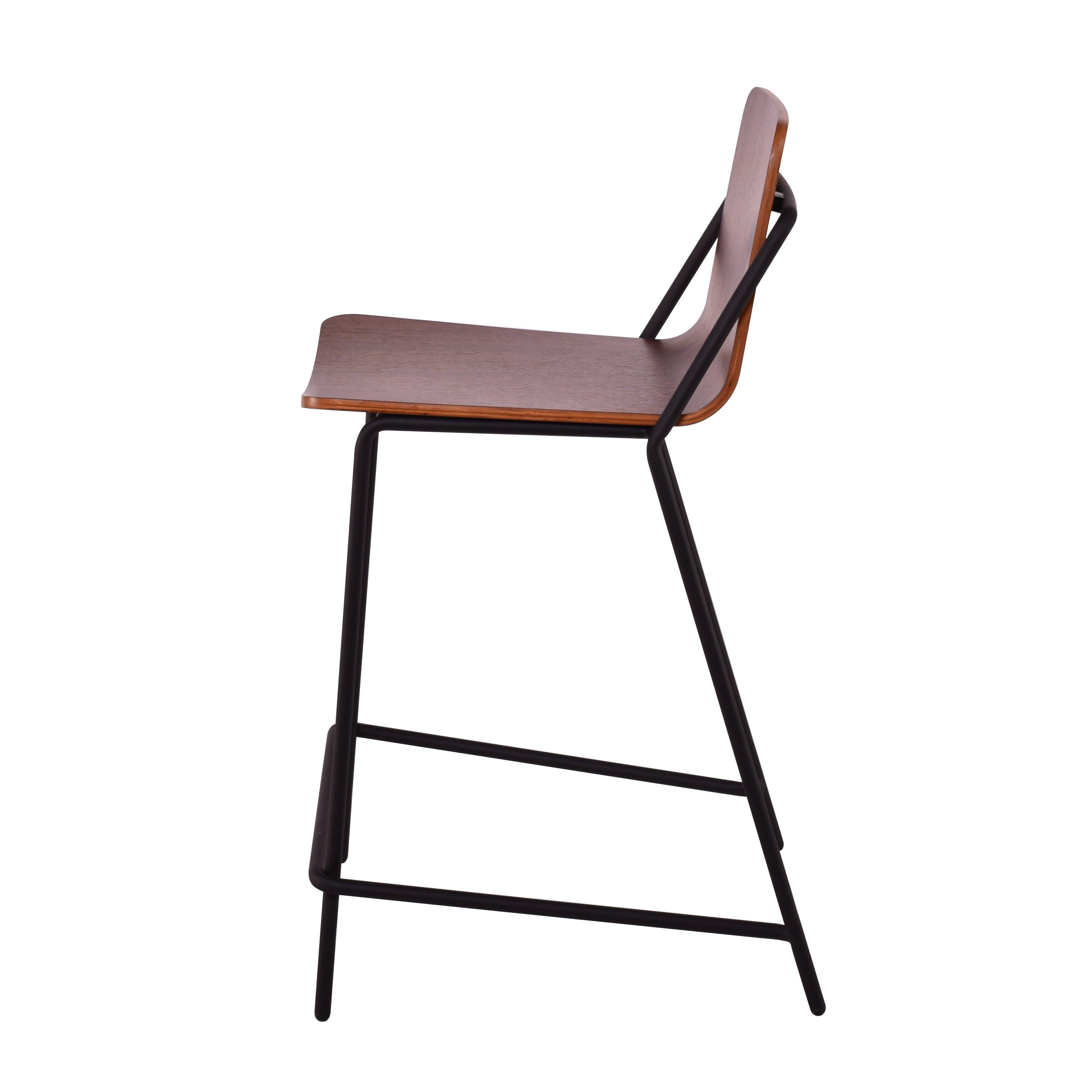 M a d furniture sling 24 bar stool reviews wayfair for Furniture 24