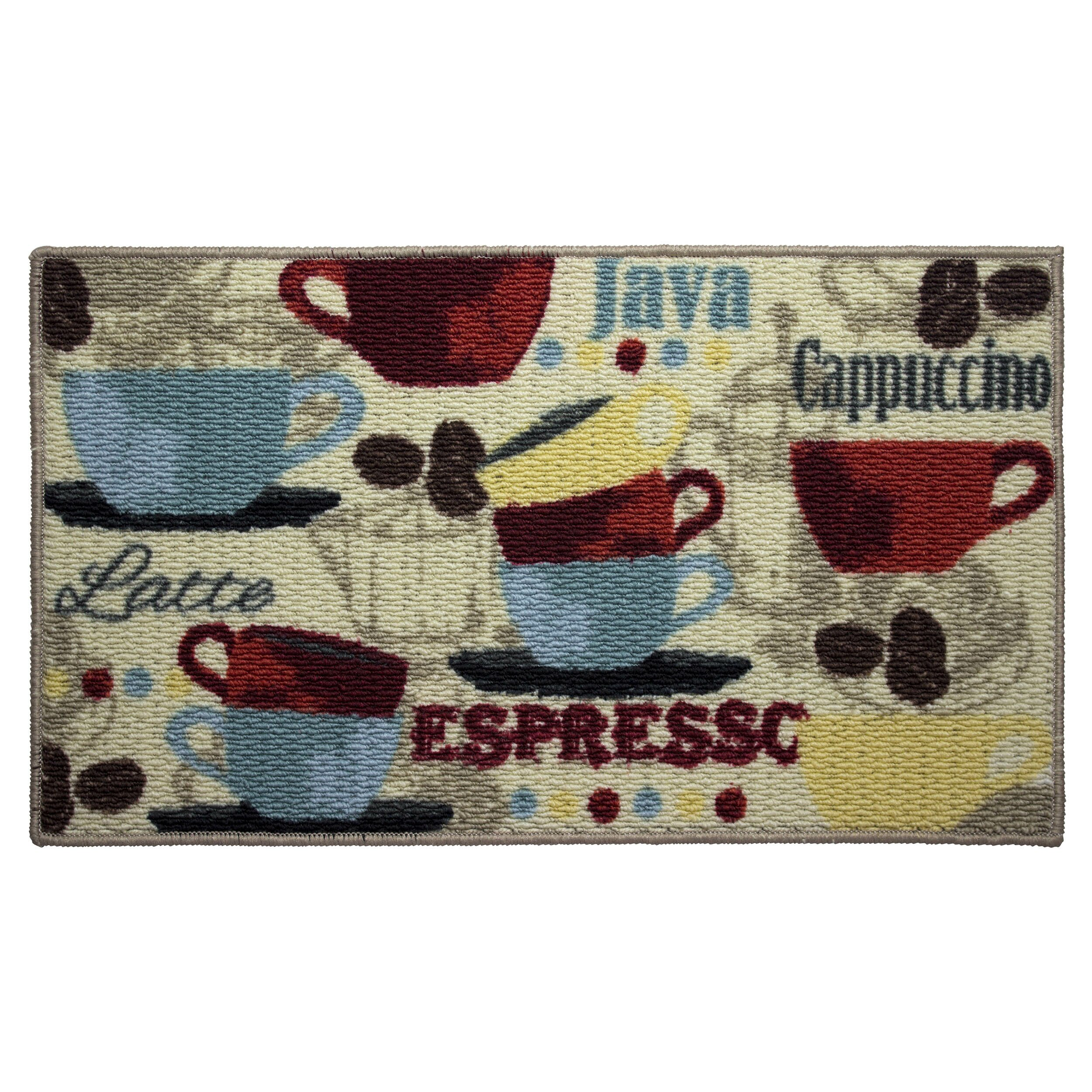Structures Textured Loop Coffee Kitchen Area Rug Reviews