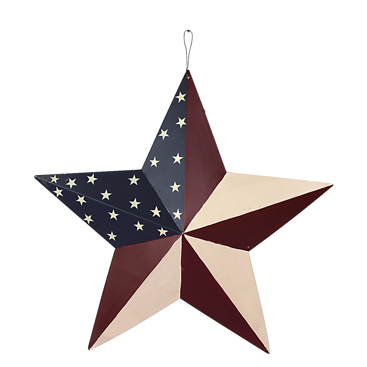 Blue Star Wall Decor : Attractiondesignhome american glory star wall d?cor