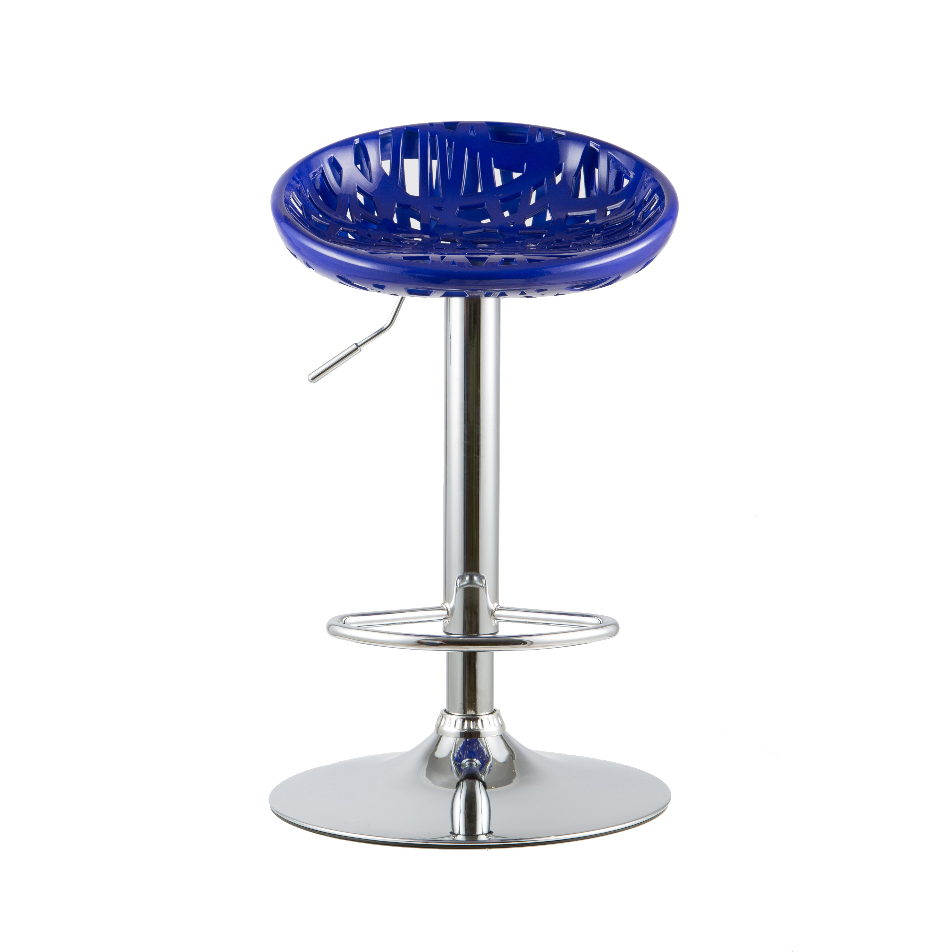 attractiondesignhome adjustable height swivel bar stools wayfair