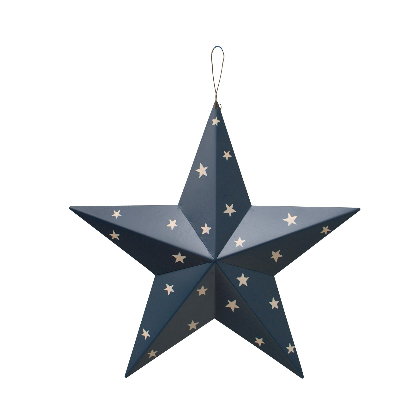 Glass Star Wall Decor : Attractiondesignhome americana patriotic barn d stars