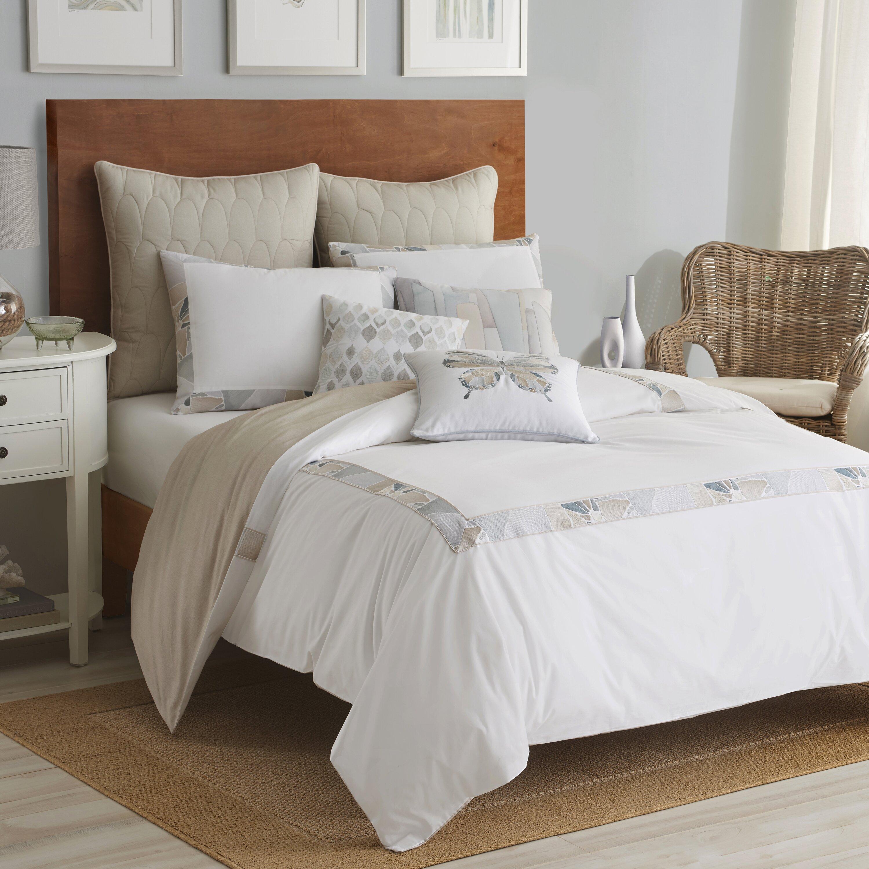 Shell Rummel Sea Glass Comforter Set | Wayfair