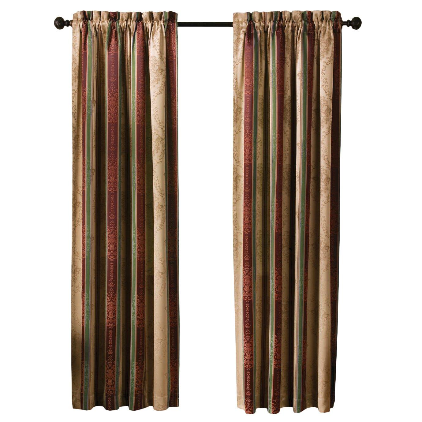 Rosalind Wheeler Weatherwax Curtain Panel Amp Reviews Wayfair