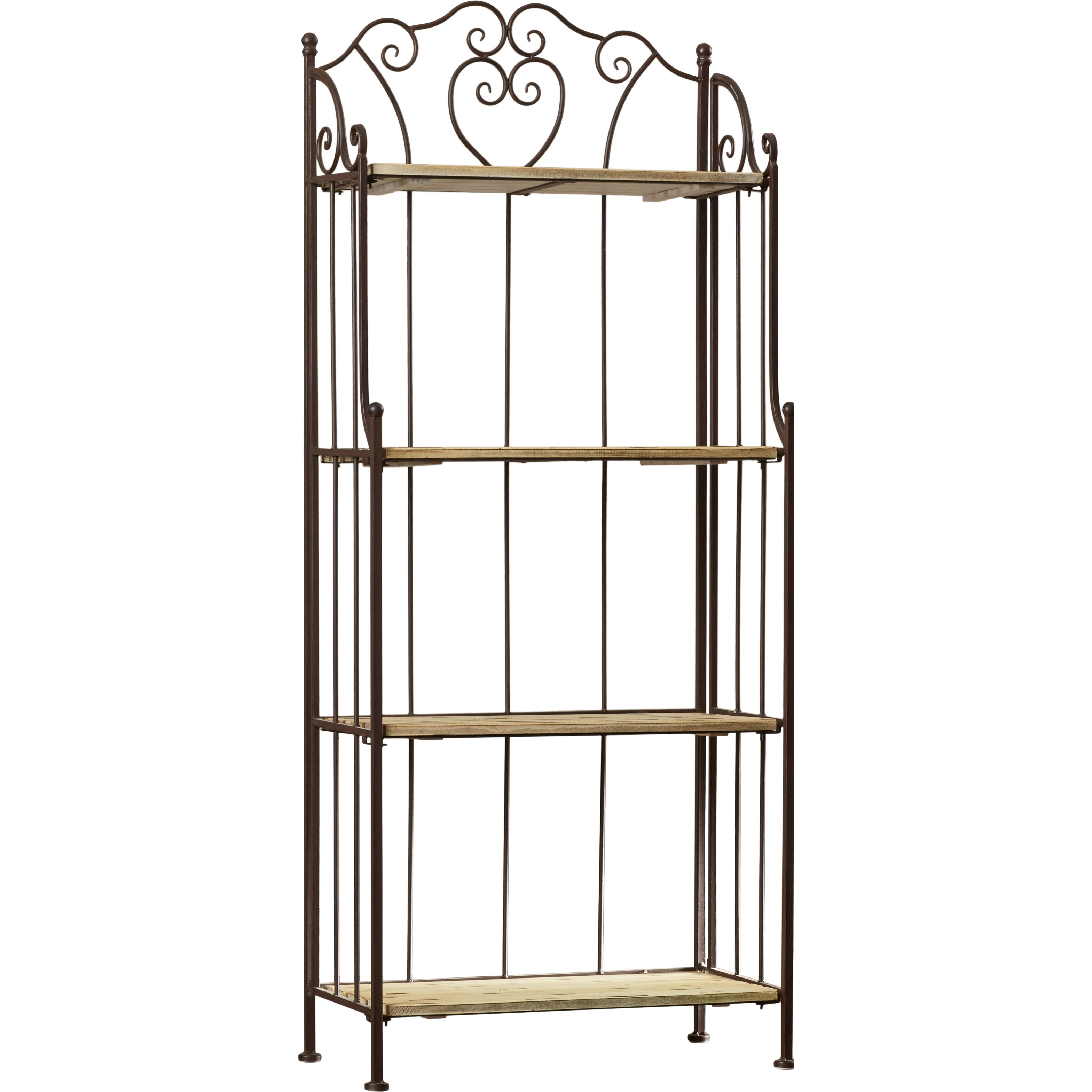 California King Size Bedroom Sets Rosalind Wheeler Elford Bakers Rack Plant Stand Amp Reviews