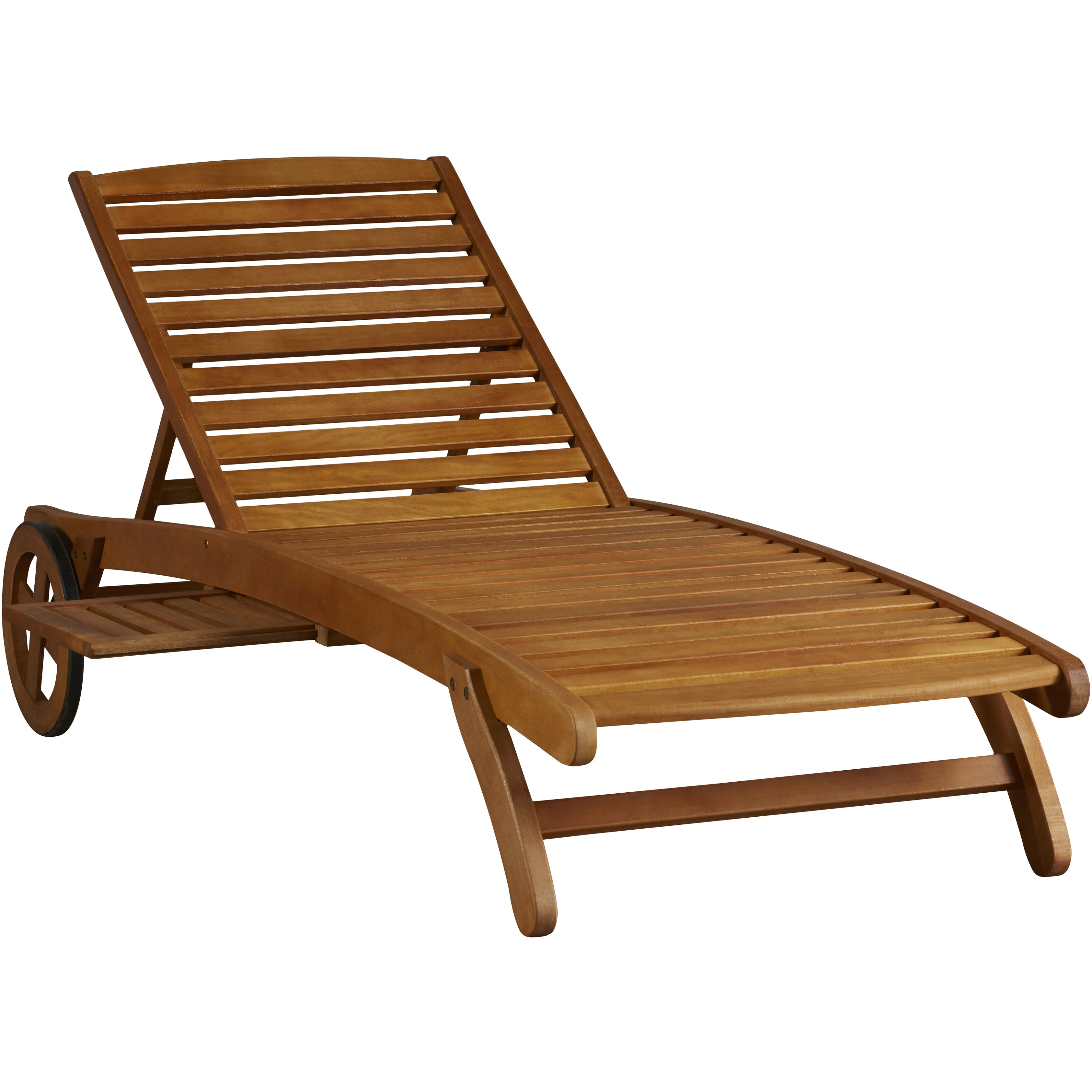 Bay isle home dracaena balau wood patio chaise lounge for Buy outdoor chaise lounge