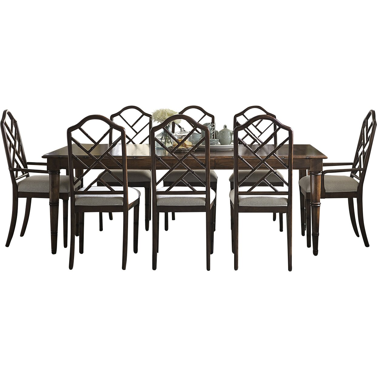 Bay Isle Home Grayvik Extendable Dining Table amp Reviews  : Bay Isle Home Grayvik Extendable Dining Table from www.wayfair.ca size 1243 x 1243 jpeg 187kB
