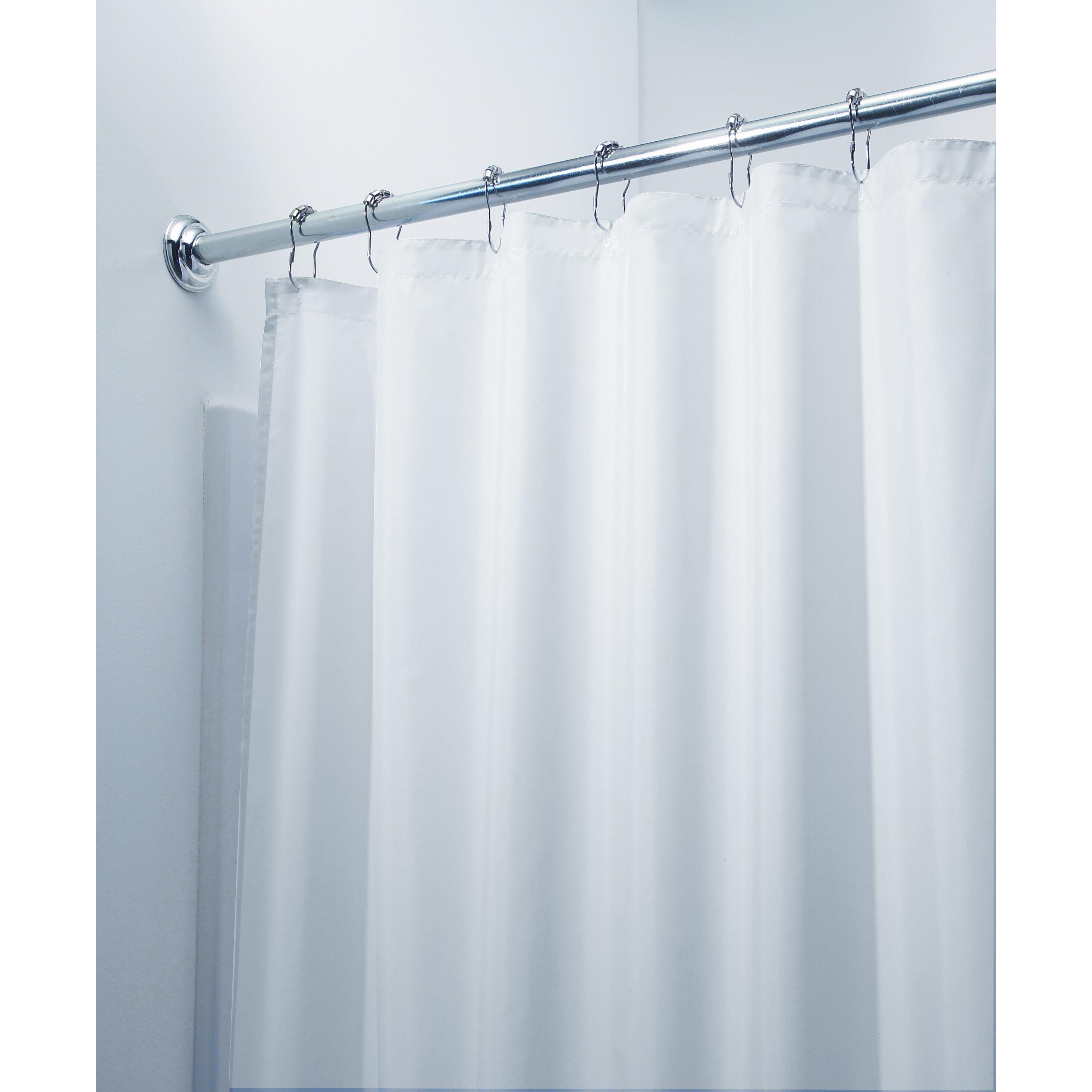 Symple Stuff Waterproof Stall Shower Curtain Reviews Wayfair