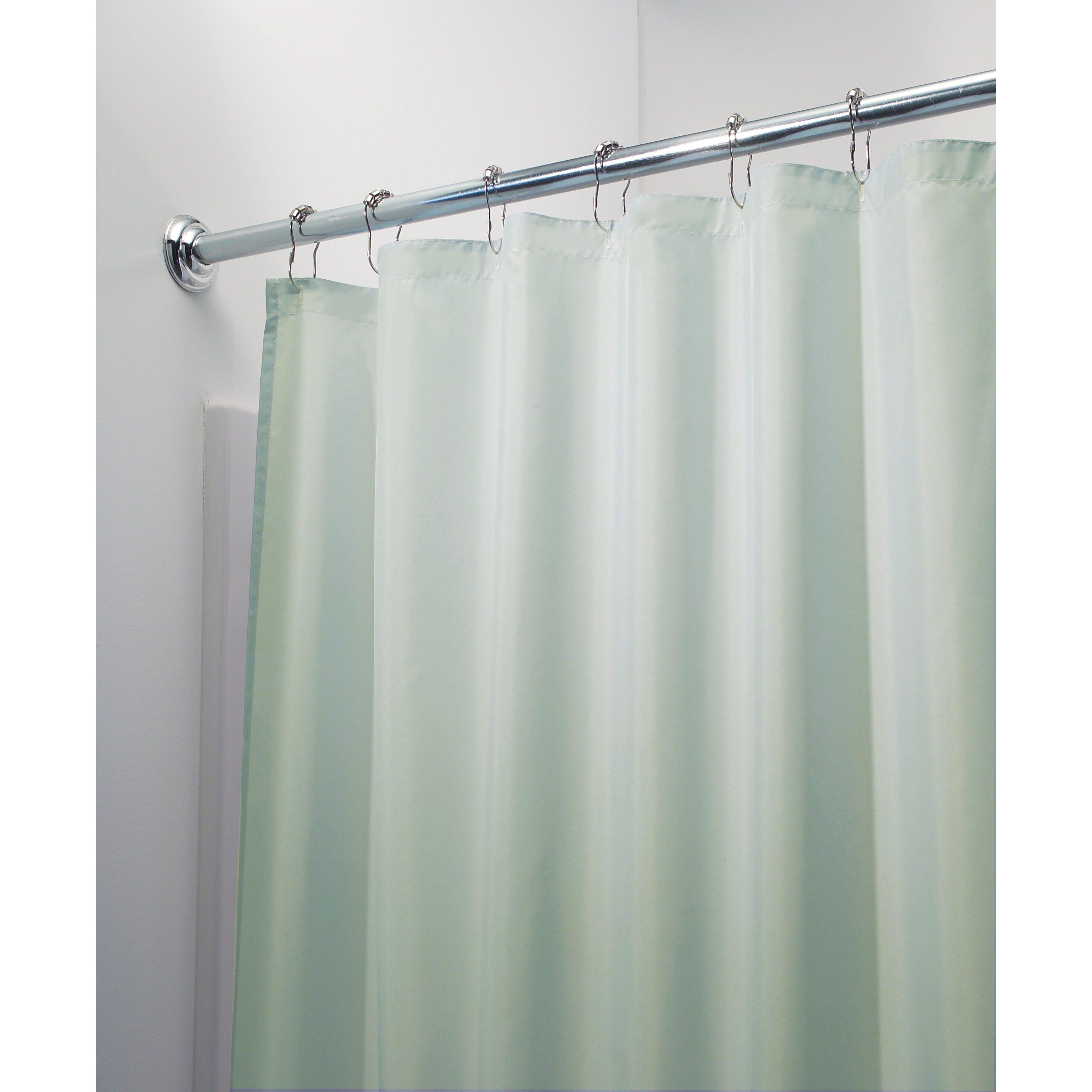 Symple Stuff Waterproof Shower Curtain Liner & Reviews